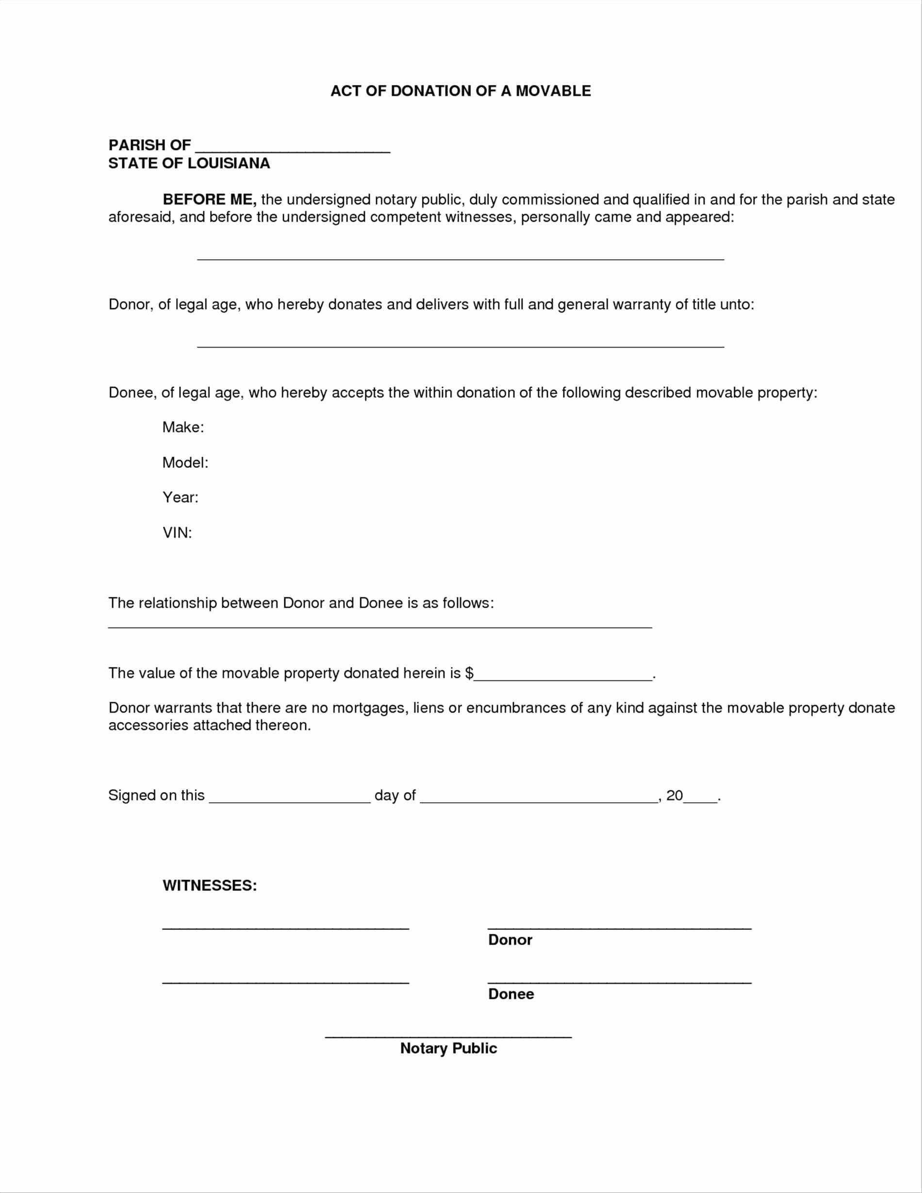 Notary Letter Template - 14 Elegant Notary Public Template