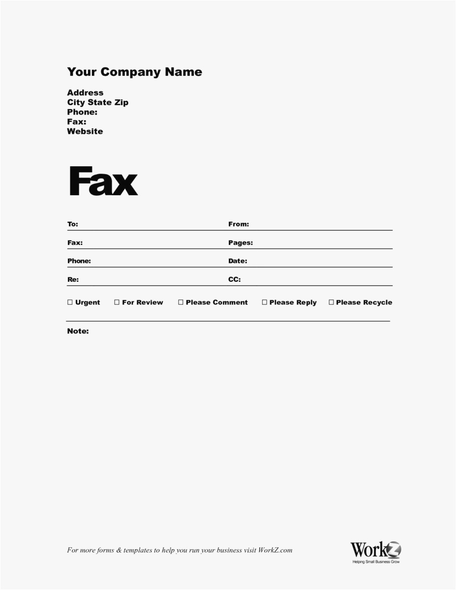 free fax cover letter template word collection letter cover templates