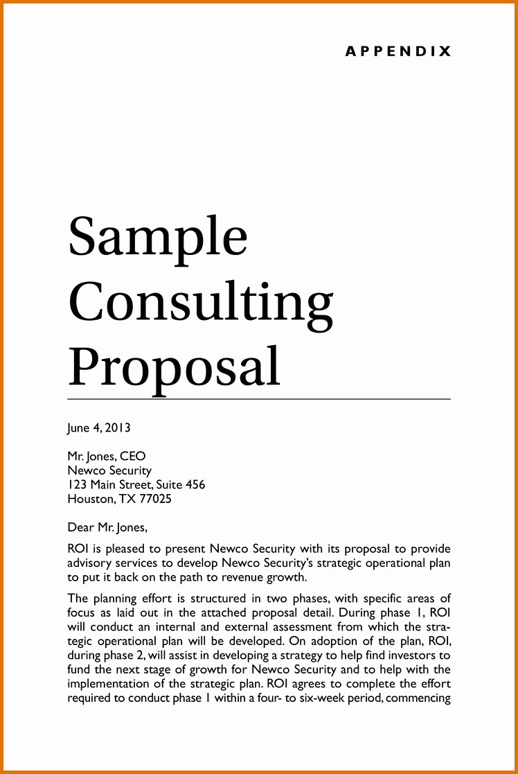 Letter Of Engagement Template Consultant - 18 Sample Consulting Engagement Letters