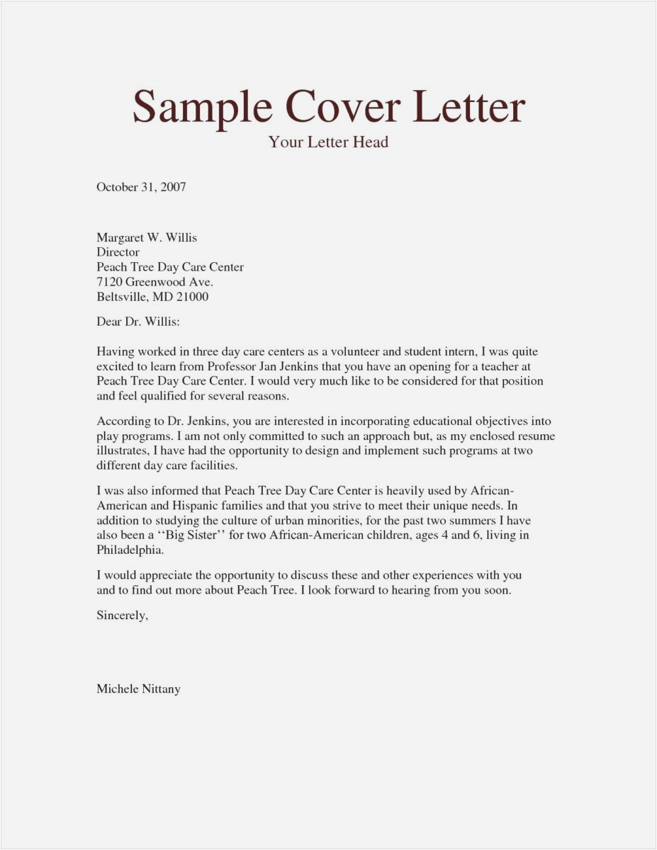 Simple Cover Letter Template for Job Application - 22 What Do You Write In A Cover Letter Professional
