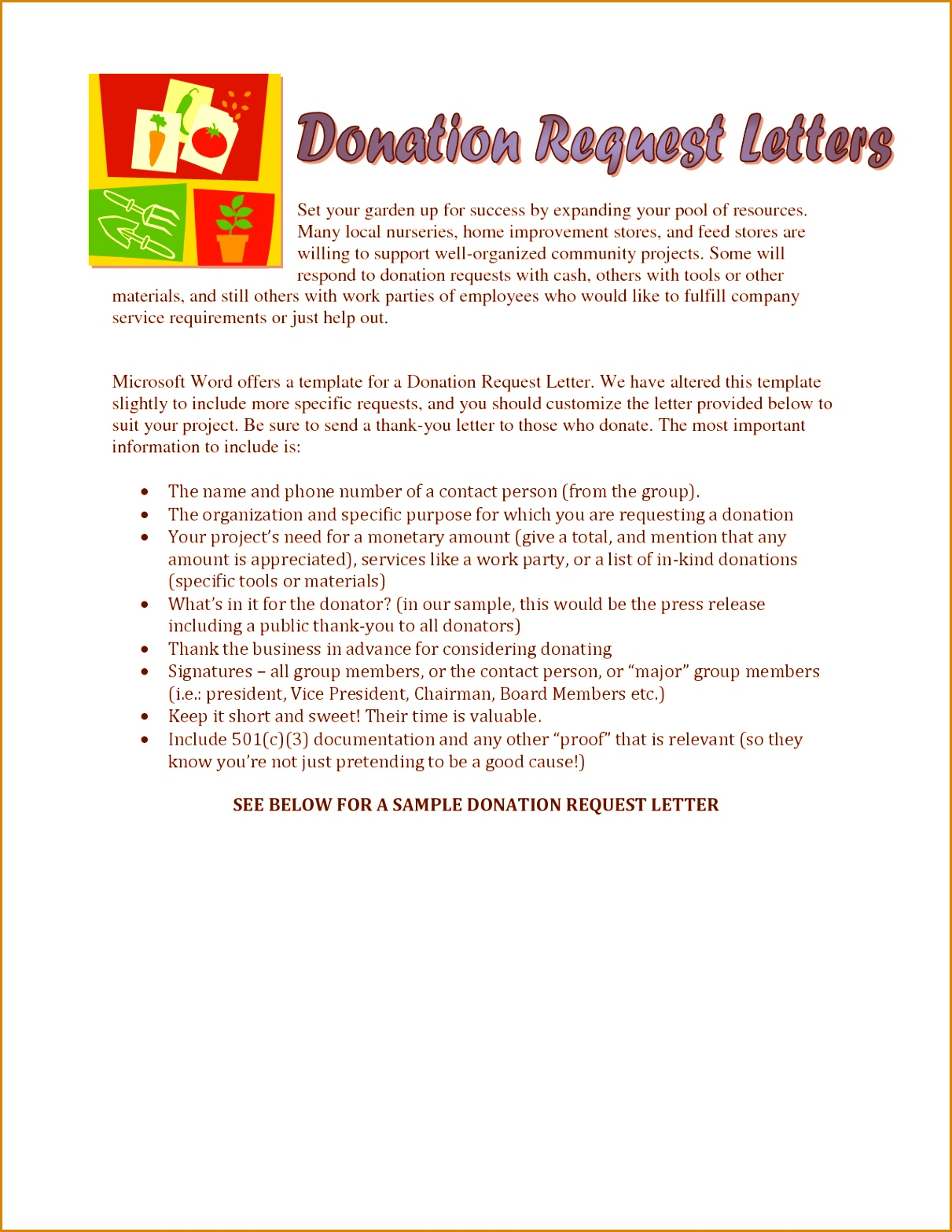 Christmas Party Donation Letter Template - 9 Letter for Donations From Businesses Besttemplates Besttemplates