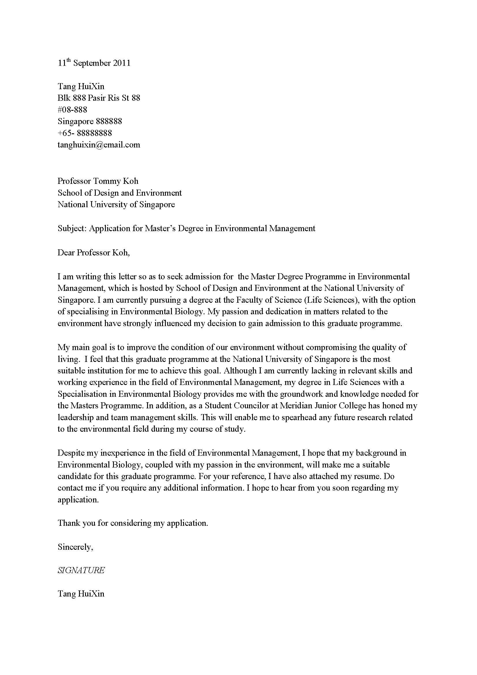Business Demand Letter Template - Admission Application Letter Application Request Letter for