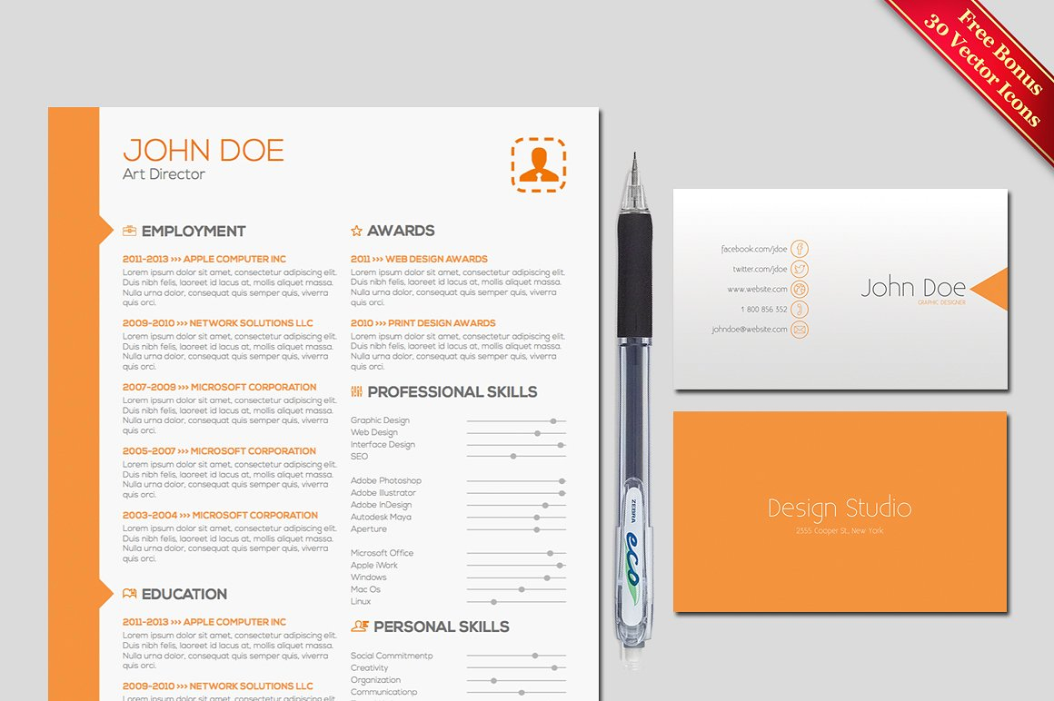 Indesign Cover Letter Template - Adobe Indesign Resume Template Resume Template Indesign All Best Cv