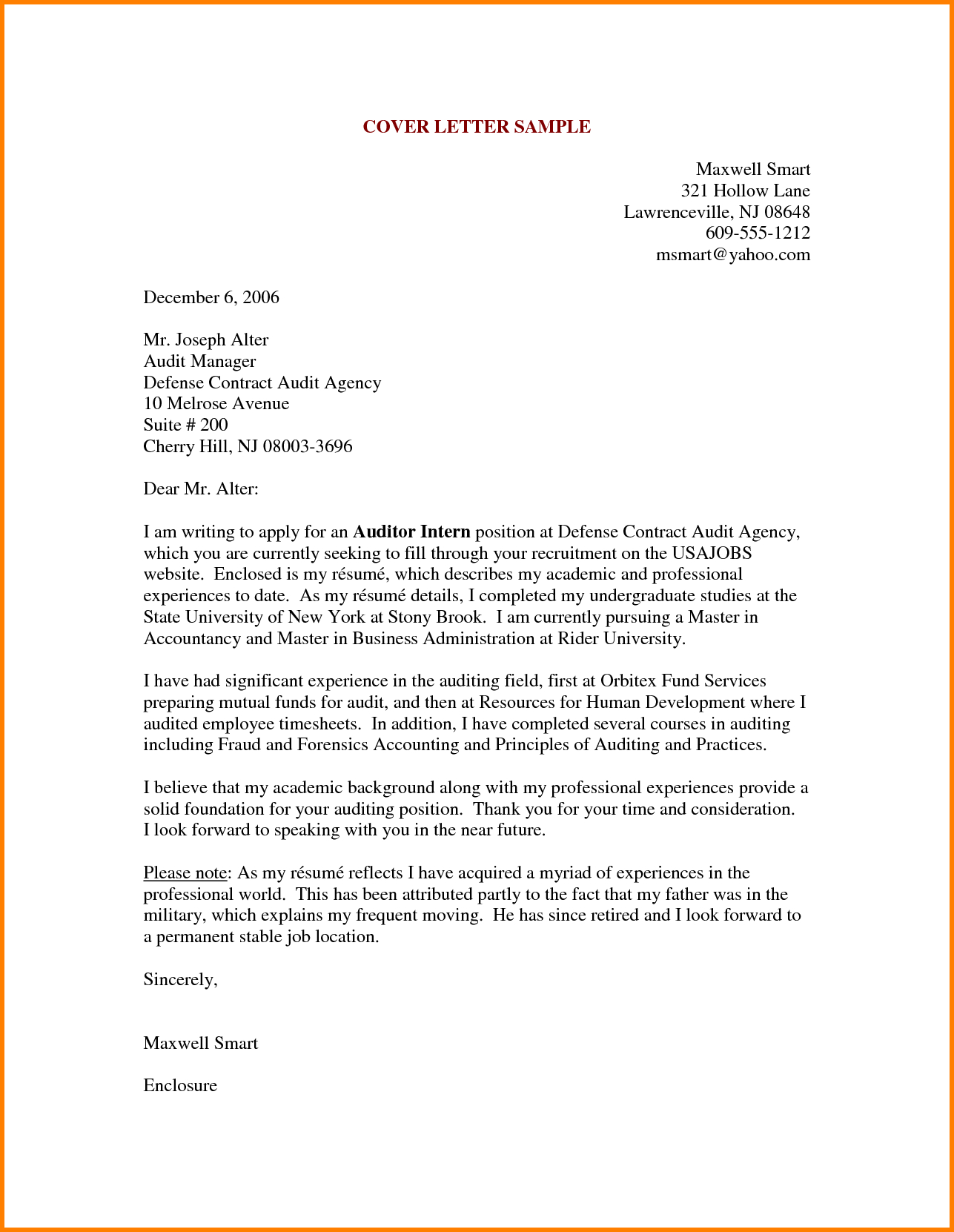 property management proposal letter template examples