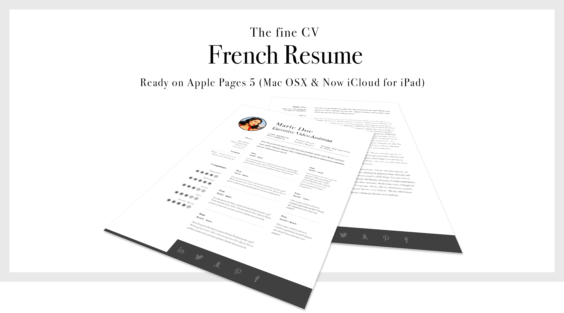 Mac Pages Cover Letter Template - Apple Pages Resume Templates Free New Free Mac Resume Templates Free