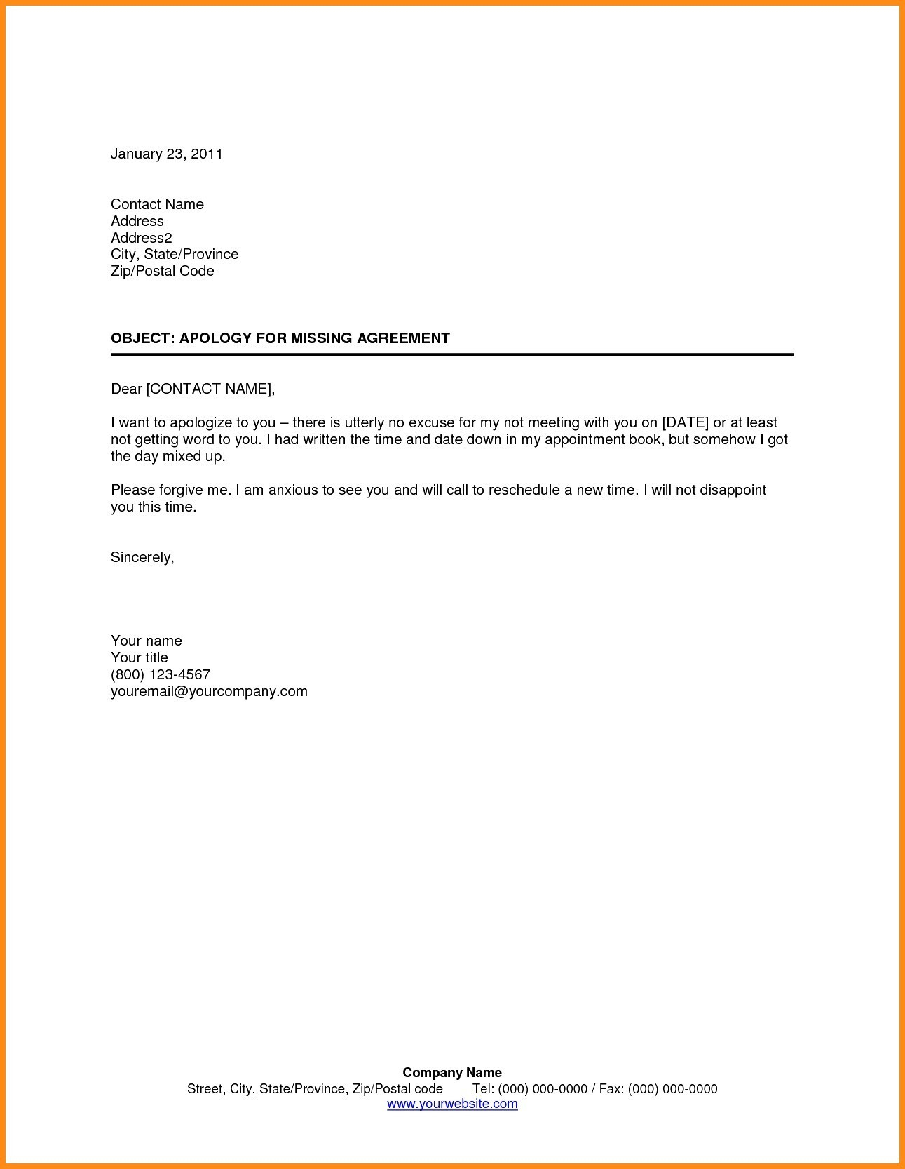 patient missed appointment letter template appointment letter sample in word format india copy appointment