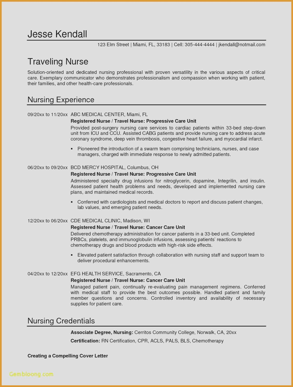 Letter Of Collaboration Template - Artistic Resume Templates