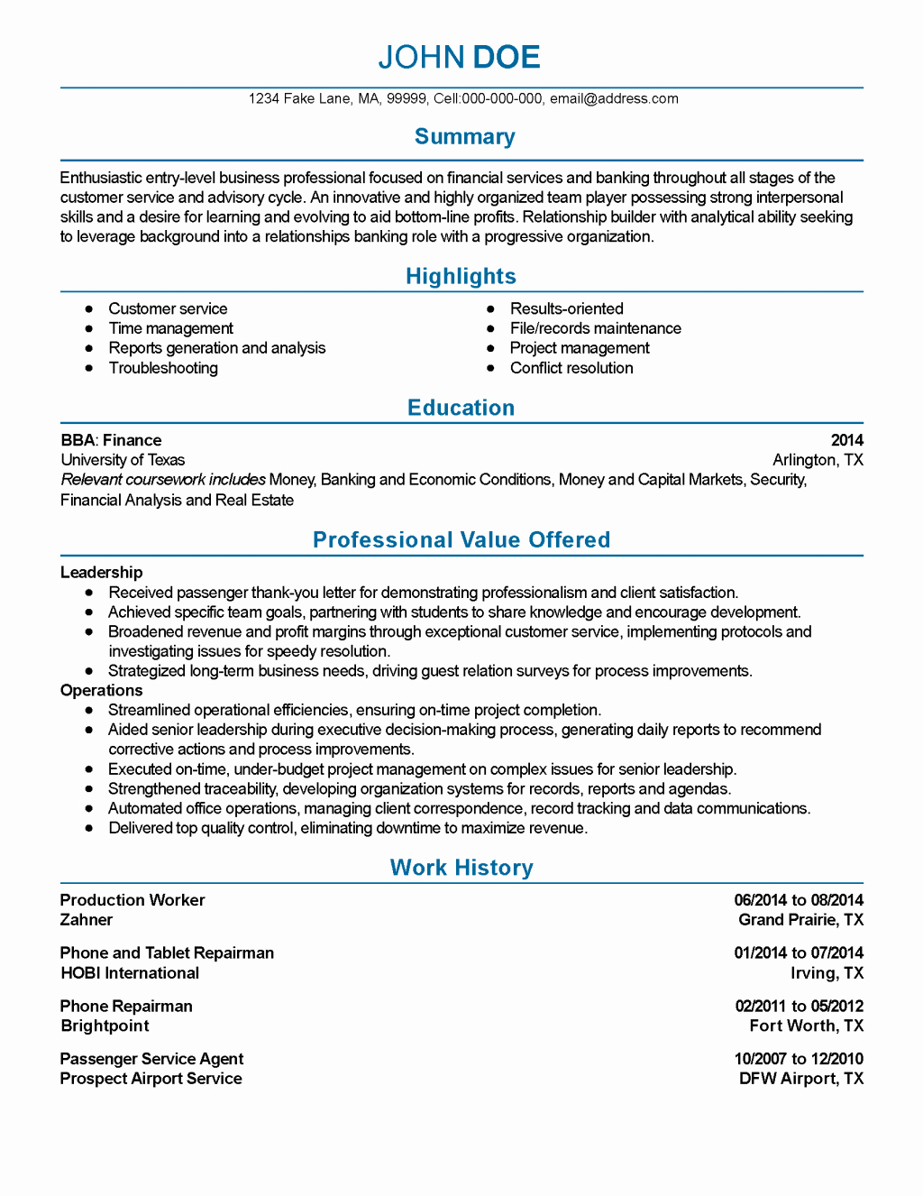 Letter to Investors Template - Bank Teller Objective Resume Beautiful Sample Investment Banking