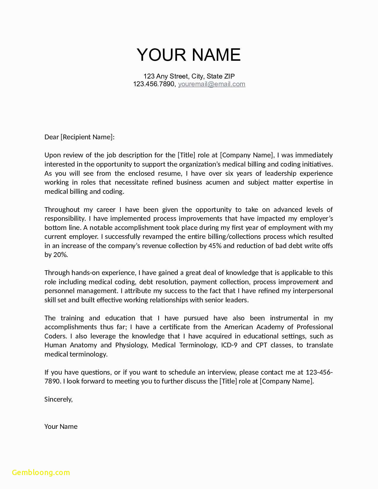 Debt Consolidation Letter Template - Beautiful What to Write A Cover Letter for A Cv