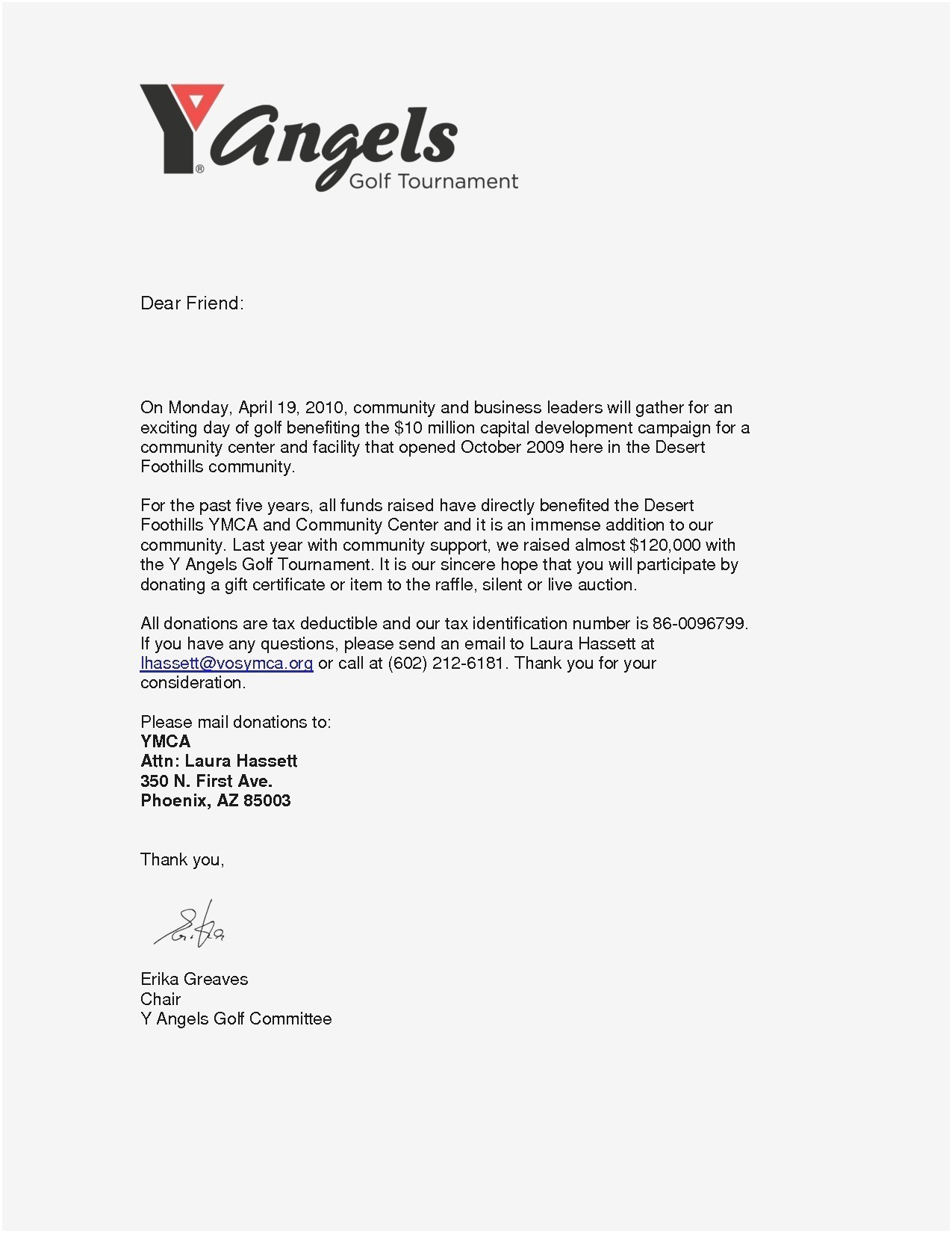 golf tournament donation letter template Collection-Business Donation Letter Template Save Donation Request Letter Template 11-h