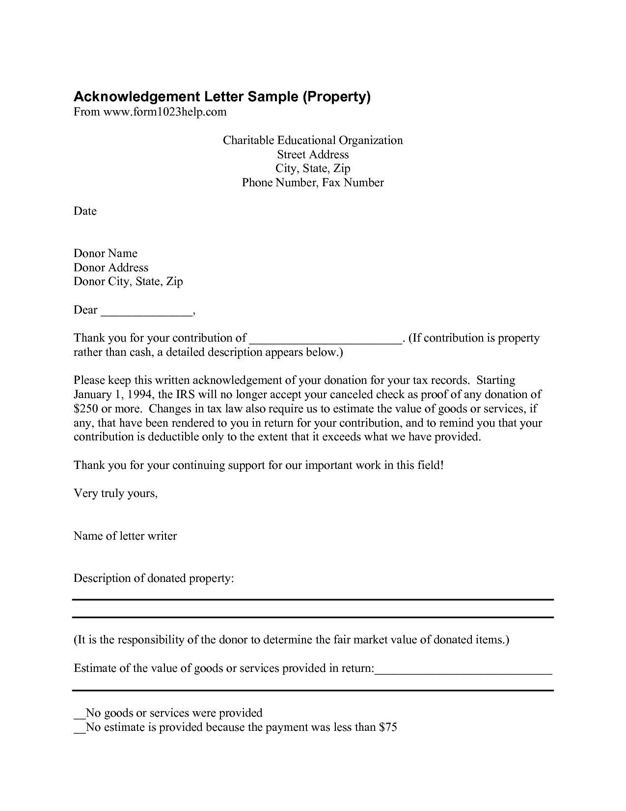 Personal Donation Letter Template - Business Donation Letter Template Valid Sample Fundraising Letters