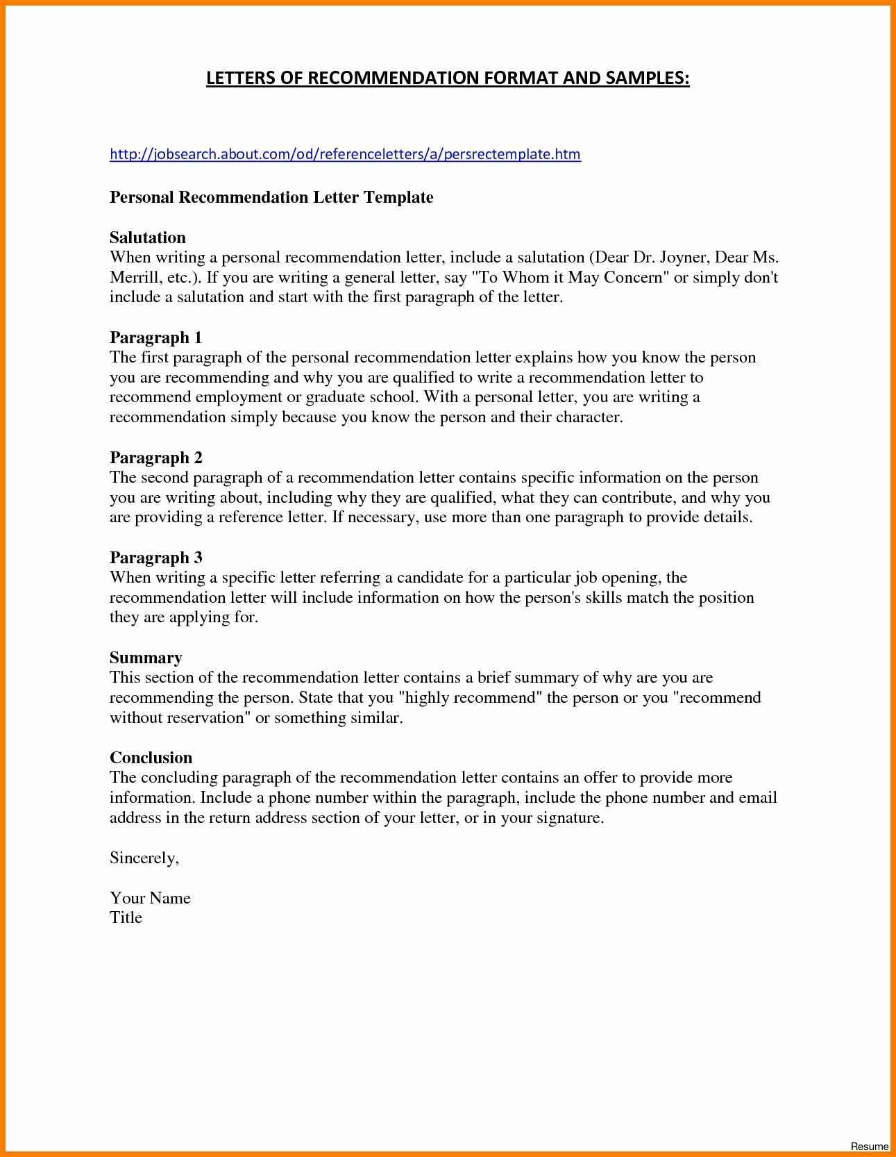 Business Reference Letter Template Word - Business Letter format Template Word Inspirationa Business Cover