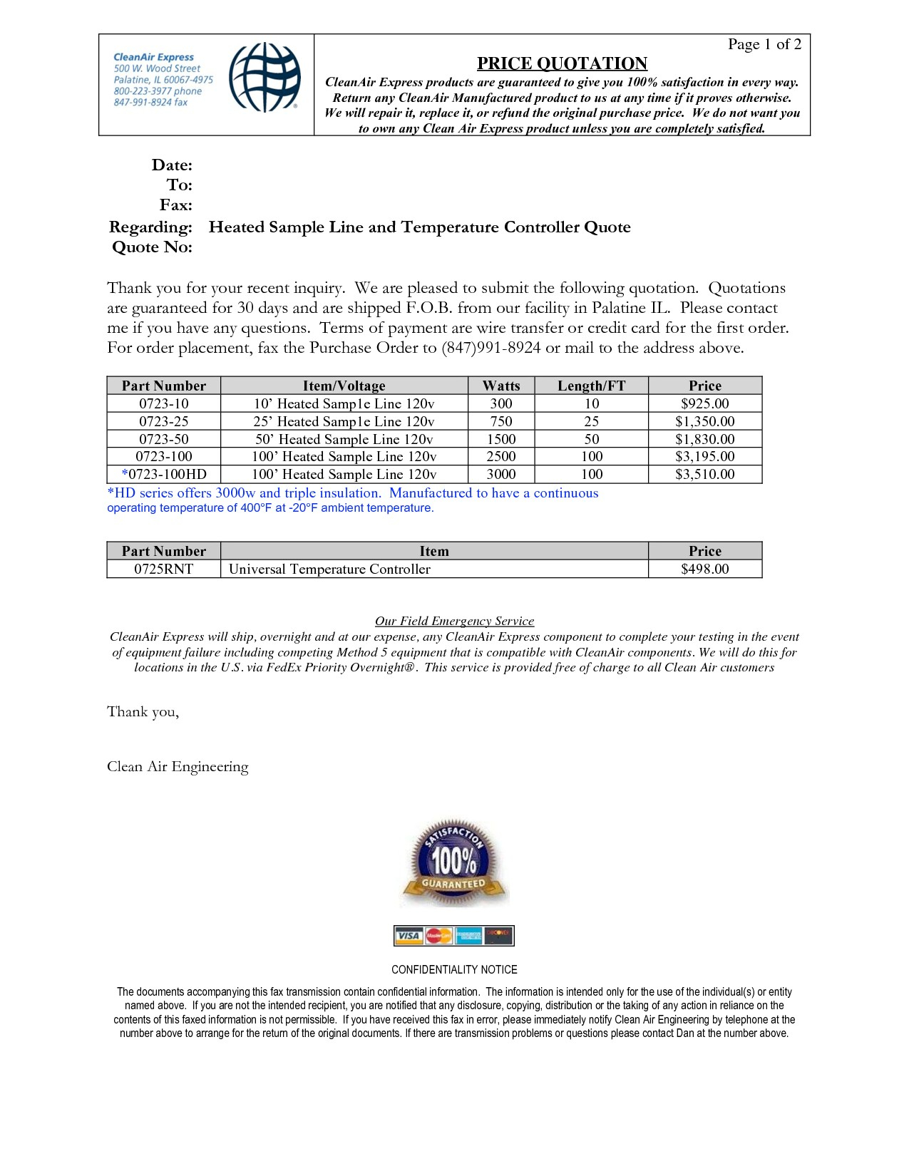 California Offer Letter Template - Business Quotation Template Best Price Quotation Biztree Doc