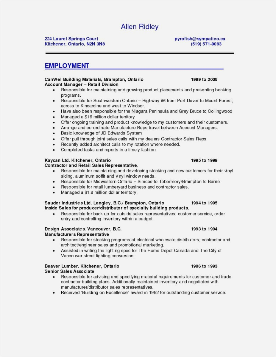 Wholesale Letter Template - Career Change Cover Letter Gallery Resume Objective Examples