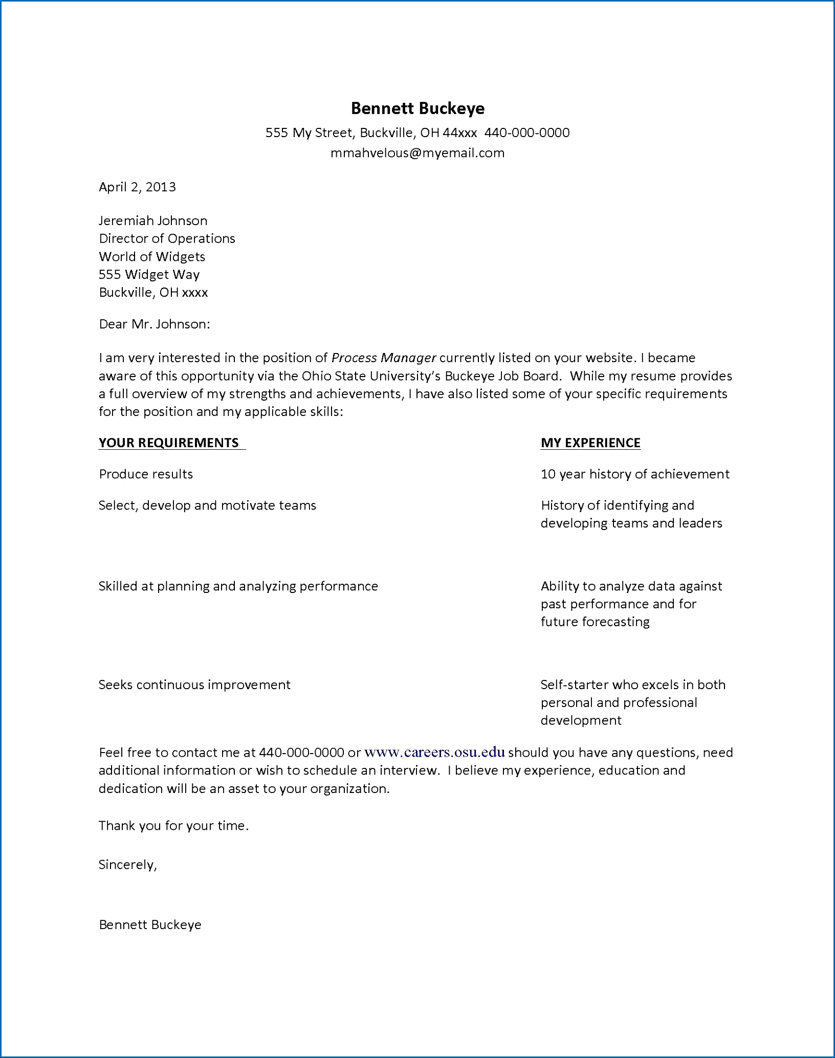 Audit Confirmation Letter Template Collection | Letter Cover Templates