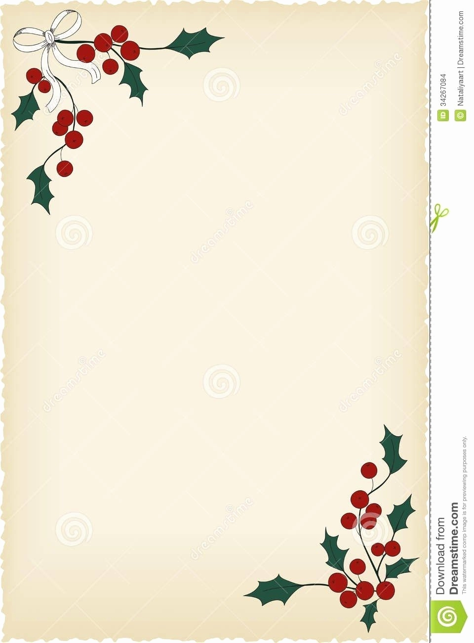 Christmas Letter Background Template - Christmas Letter Backgrounds for Free Acurnamedia