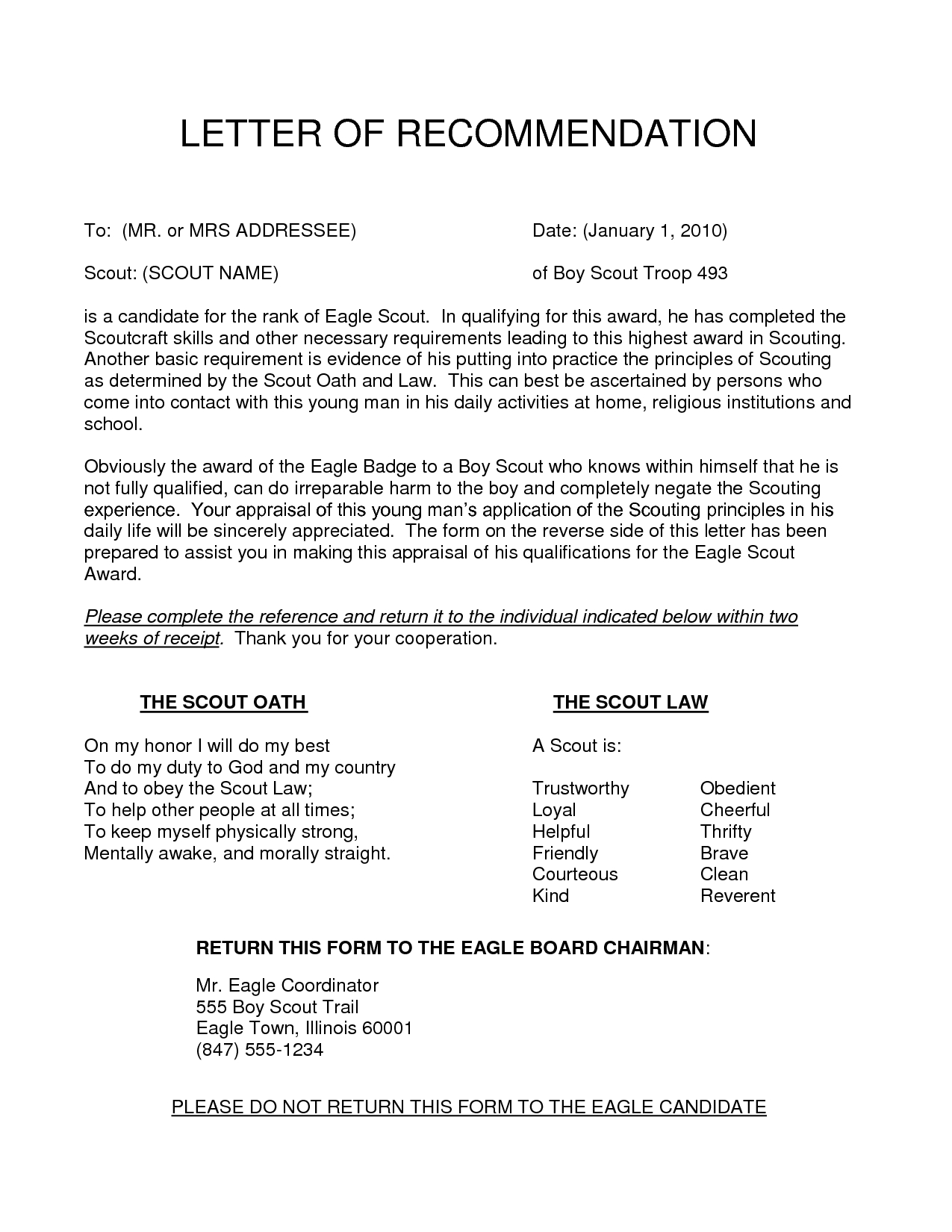 Eagle Scout Donation Letter Template - Content 2016 10 Eagle Scout