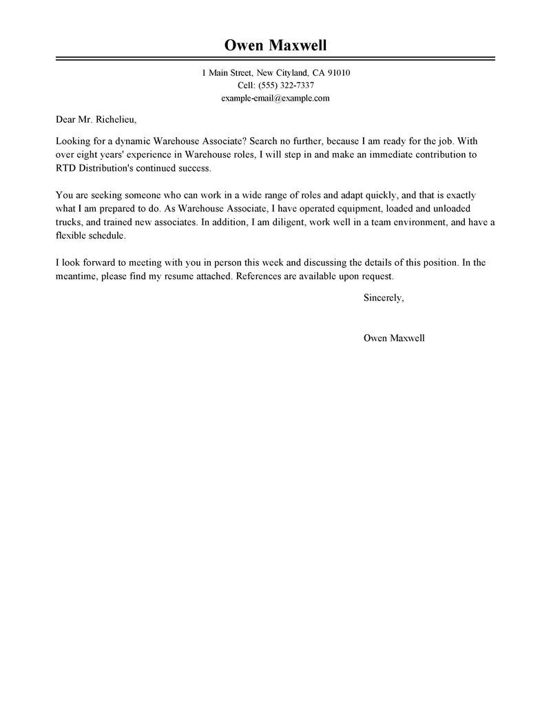 Upwork Cover Letter Template - Cover Letter Examples for Manufacturing Jobs Google Search