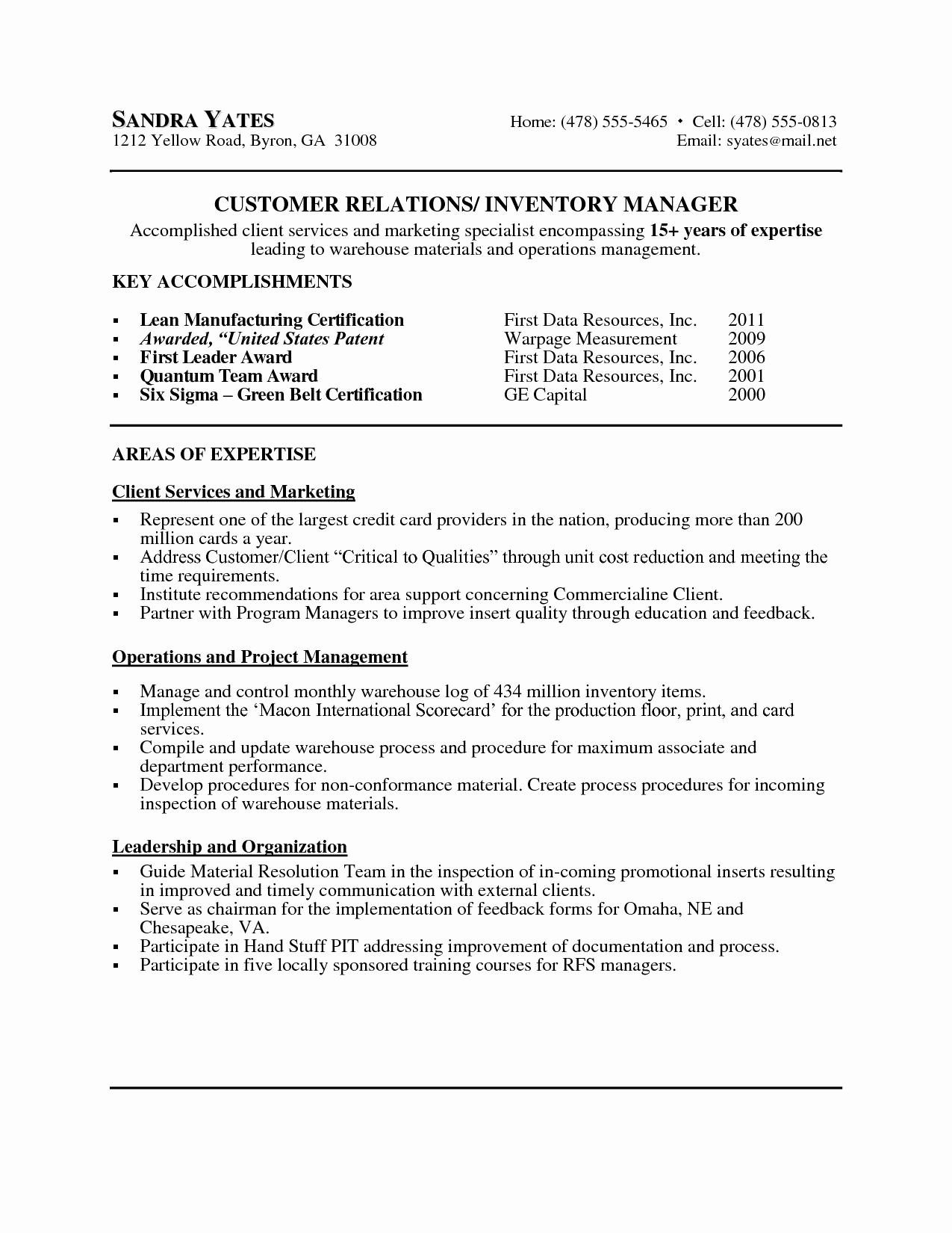 Yellow Letter Template - Cover Letter for Employment Agency Unique American Resume Sample New