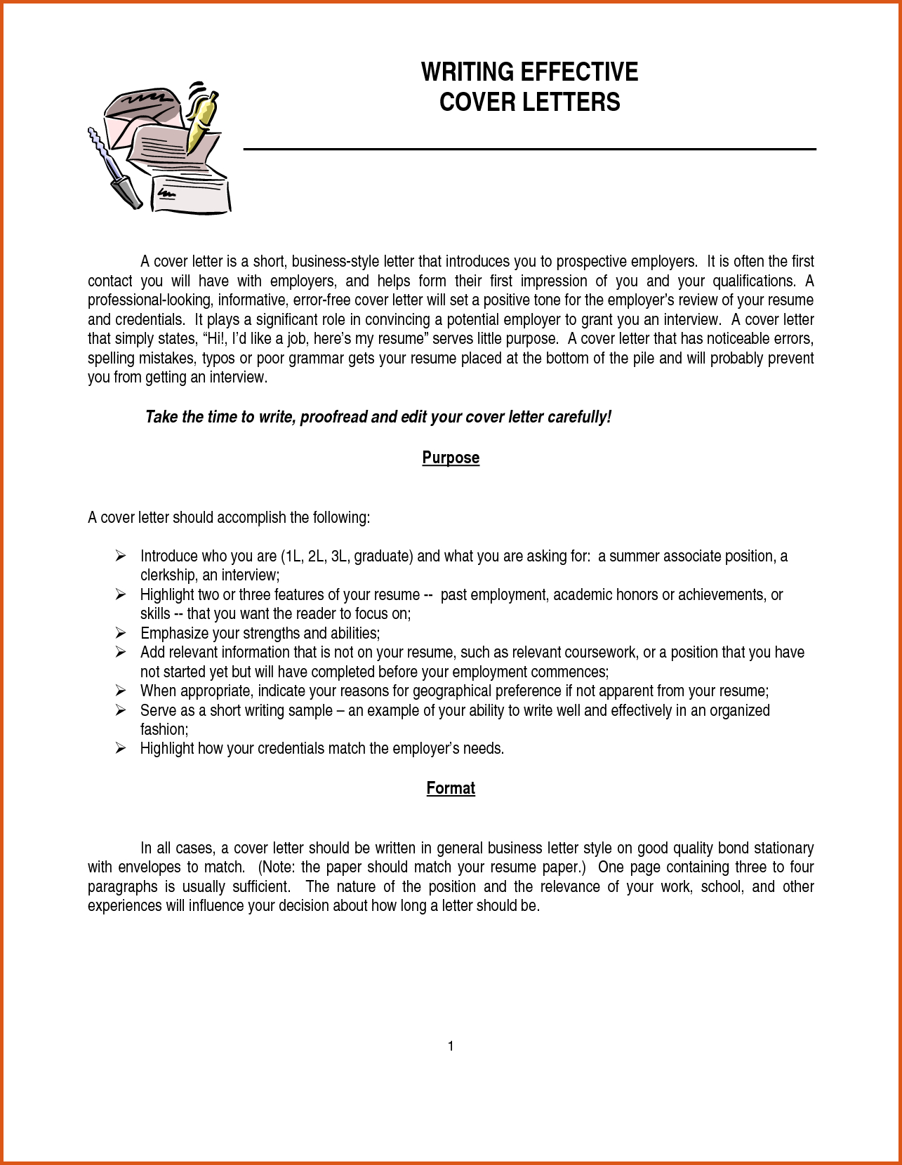 School Secretary Cover Letter Template