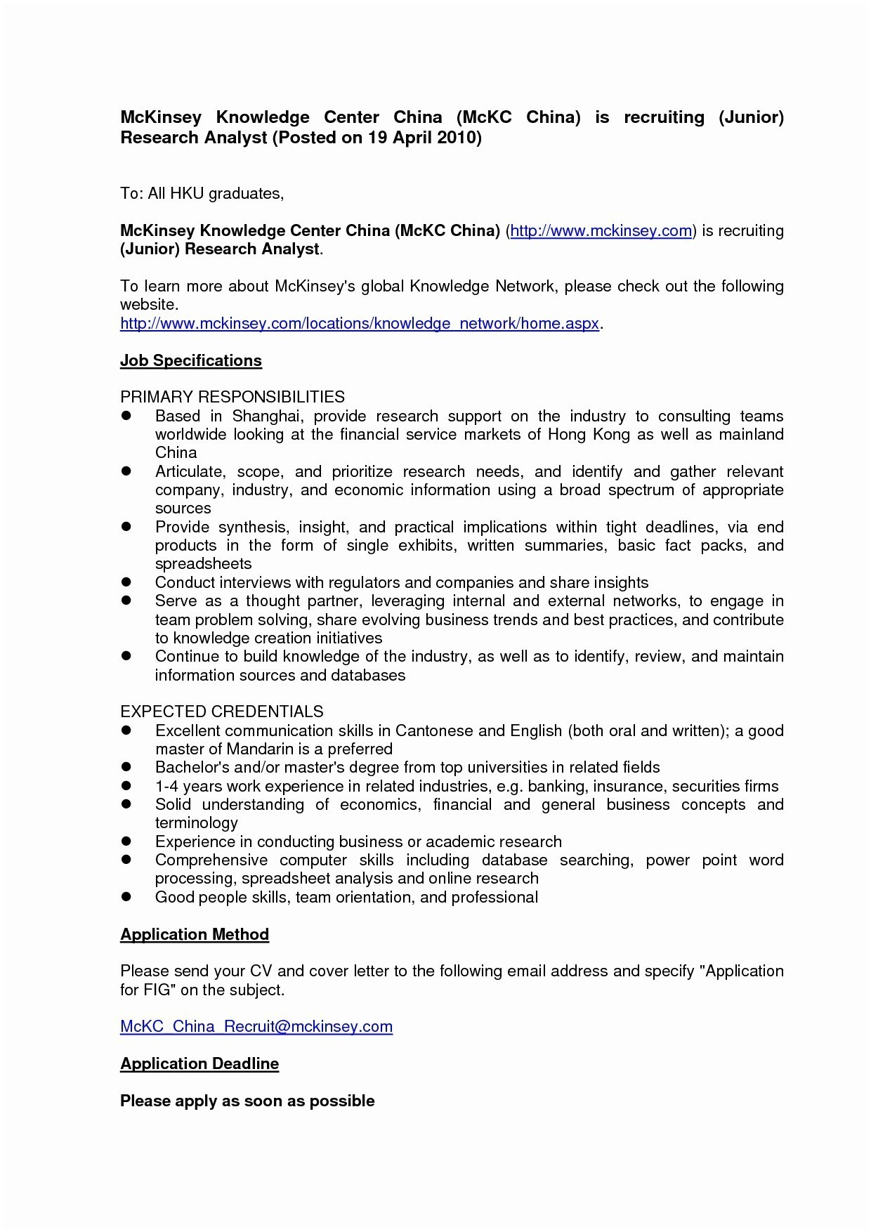 Usa Jobs Cover Letter Template - Cover Letter to Consultant for Job Refrence Inspirational Job Fer