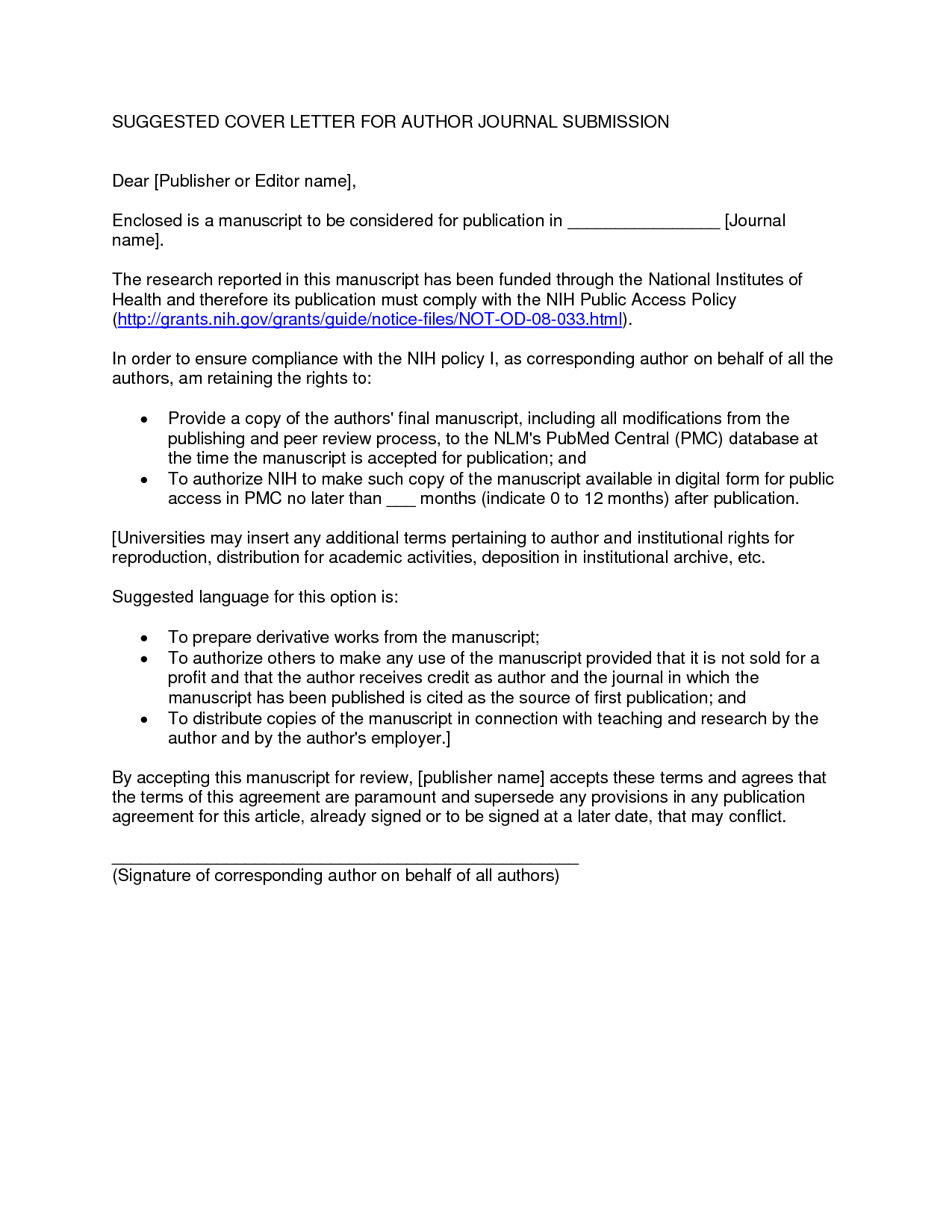 Hvac Cover Letter Template - Cover Letter to the Editor Acurnamedia