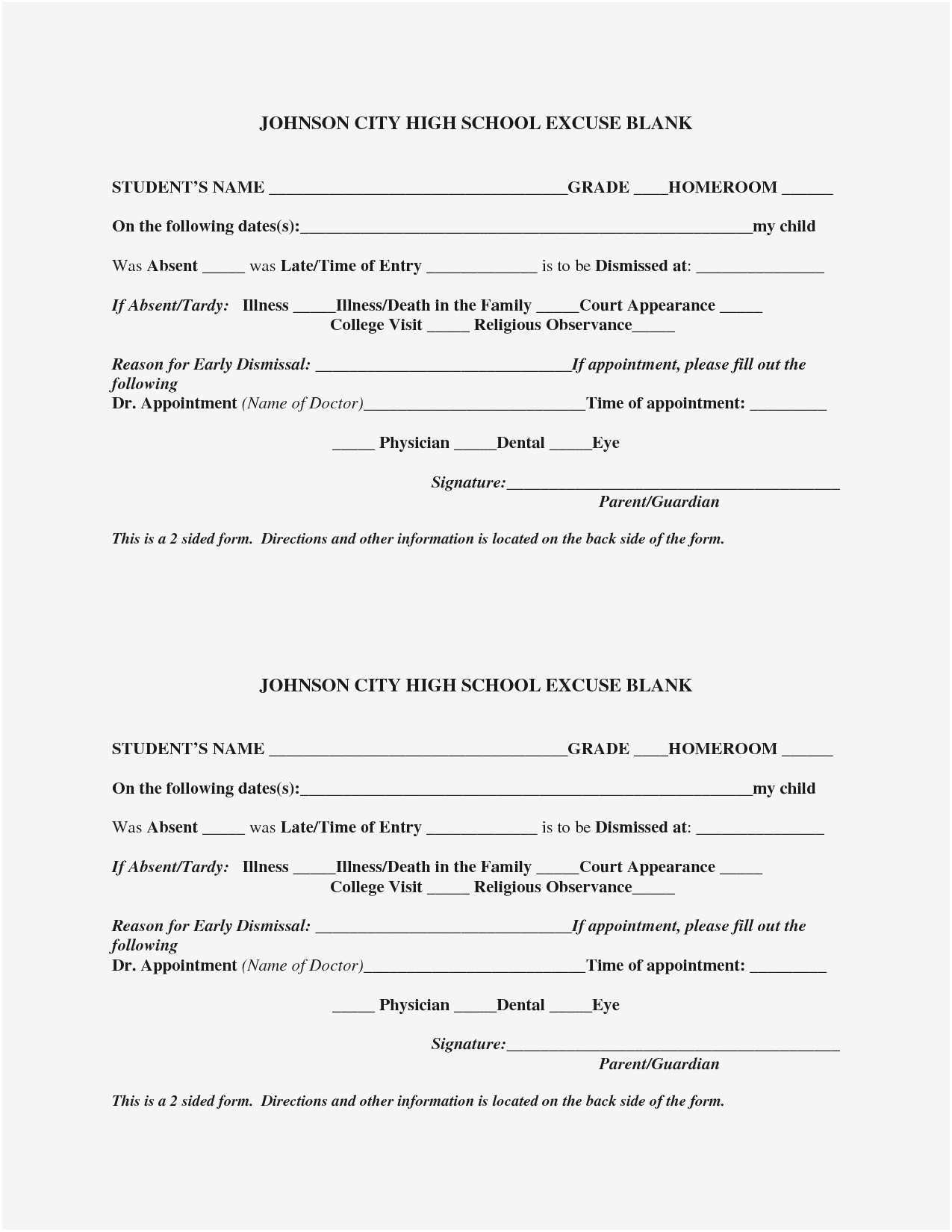 Dental Excuse Letter Template - Dental Excuse Letter for Work Samples Business Document Doctors Note