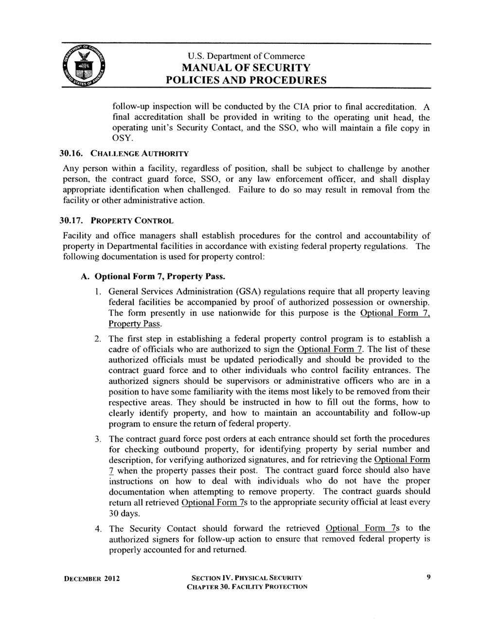 Letter Of Medical Necessity Fsa Template - Department Of Merce Manual Of Security Policies and Procedures Pdf