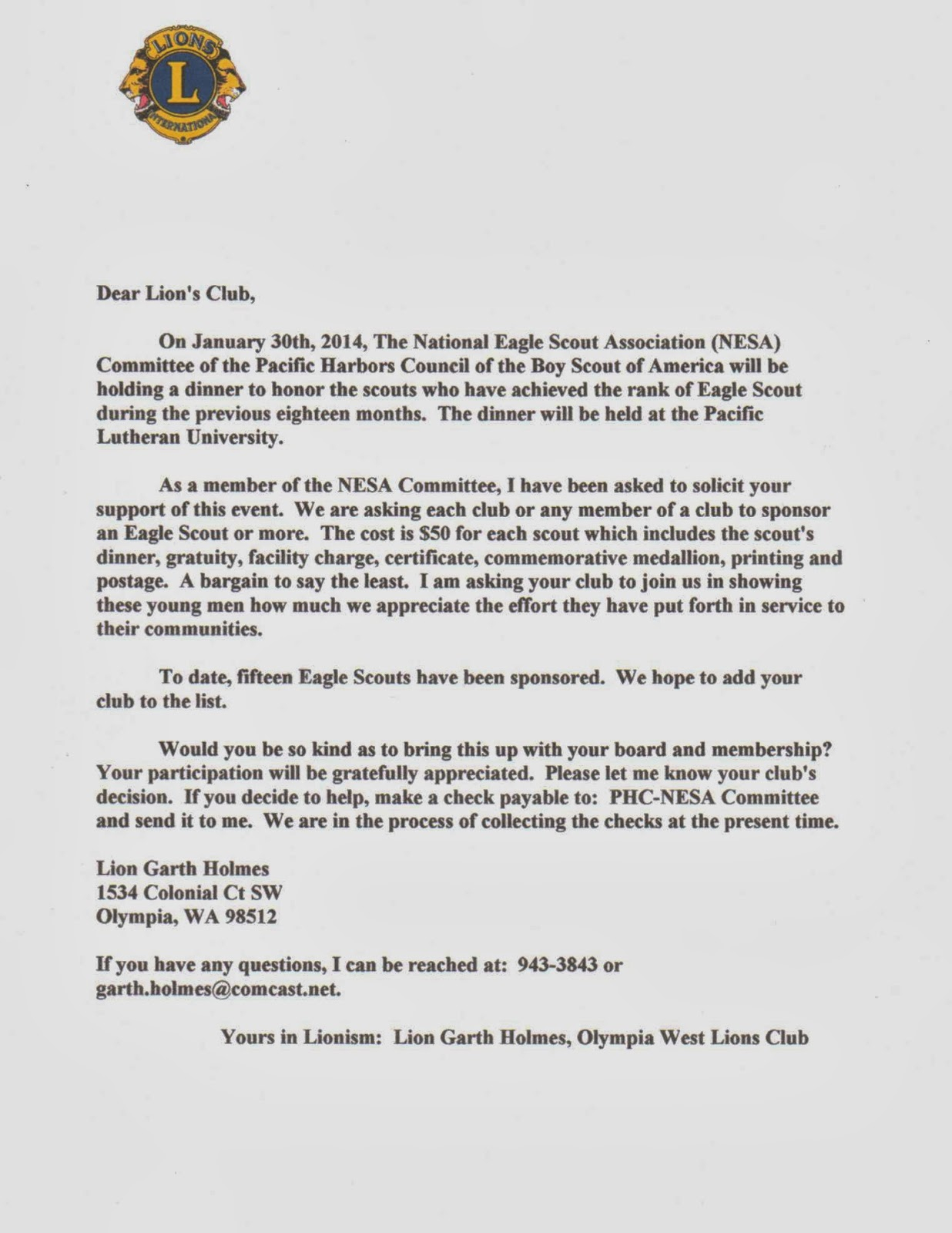 Eagle Scout Project Donation Letter Template on court honor, congratulation cards, court honor invitation, recommendation letter, ceremony invitation, emblem printable, court honor program, project plaque, event program,