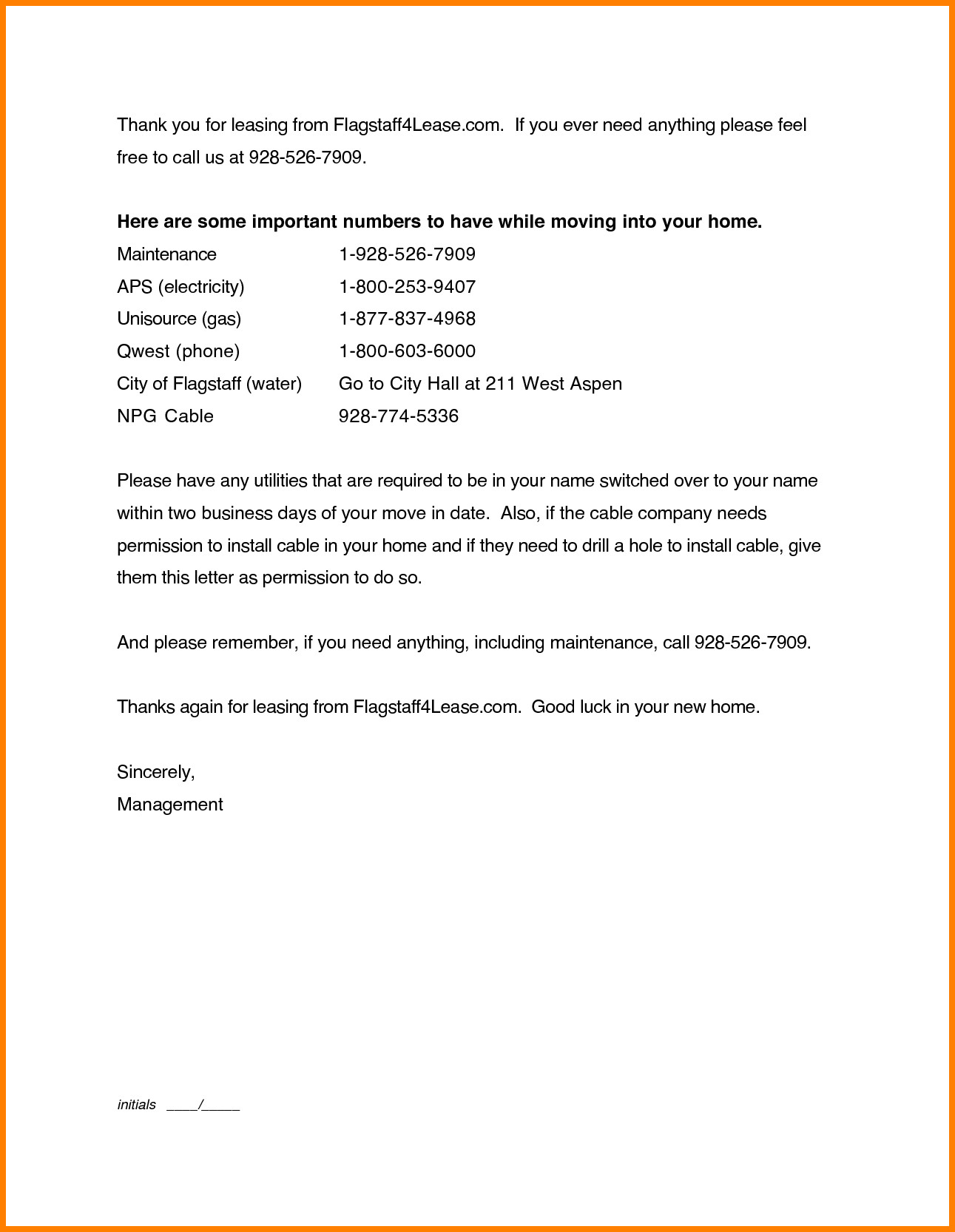 informal lease agreement template sample letter of lease agreement