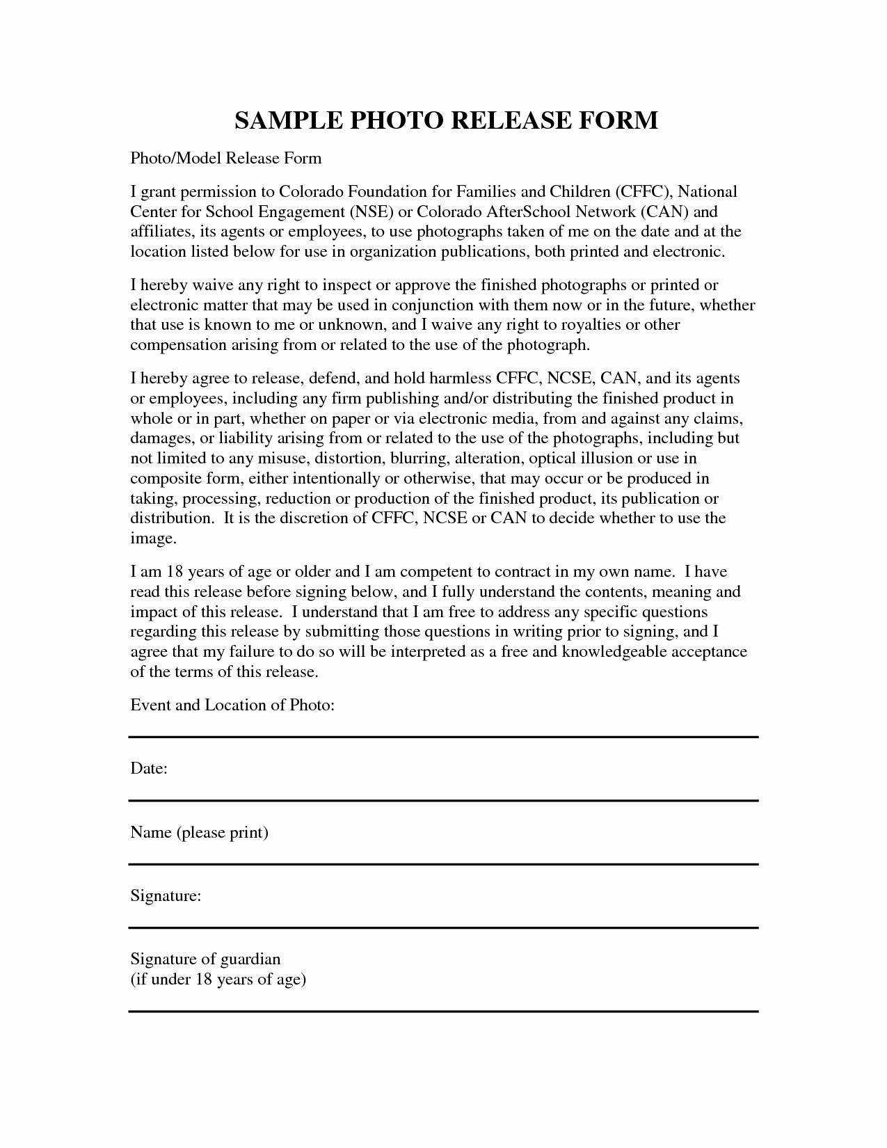 Medical Records Release Letter Template - Elegant Hipaa Release form Template