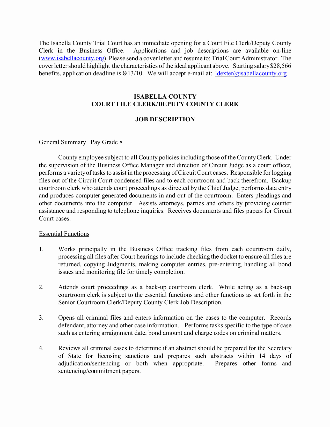 Clerical Cover Letter Template Examples | Letter Cover Templates