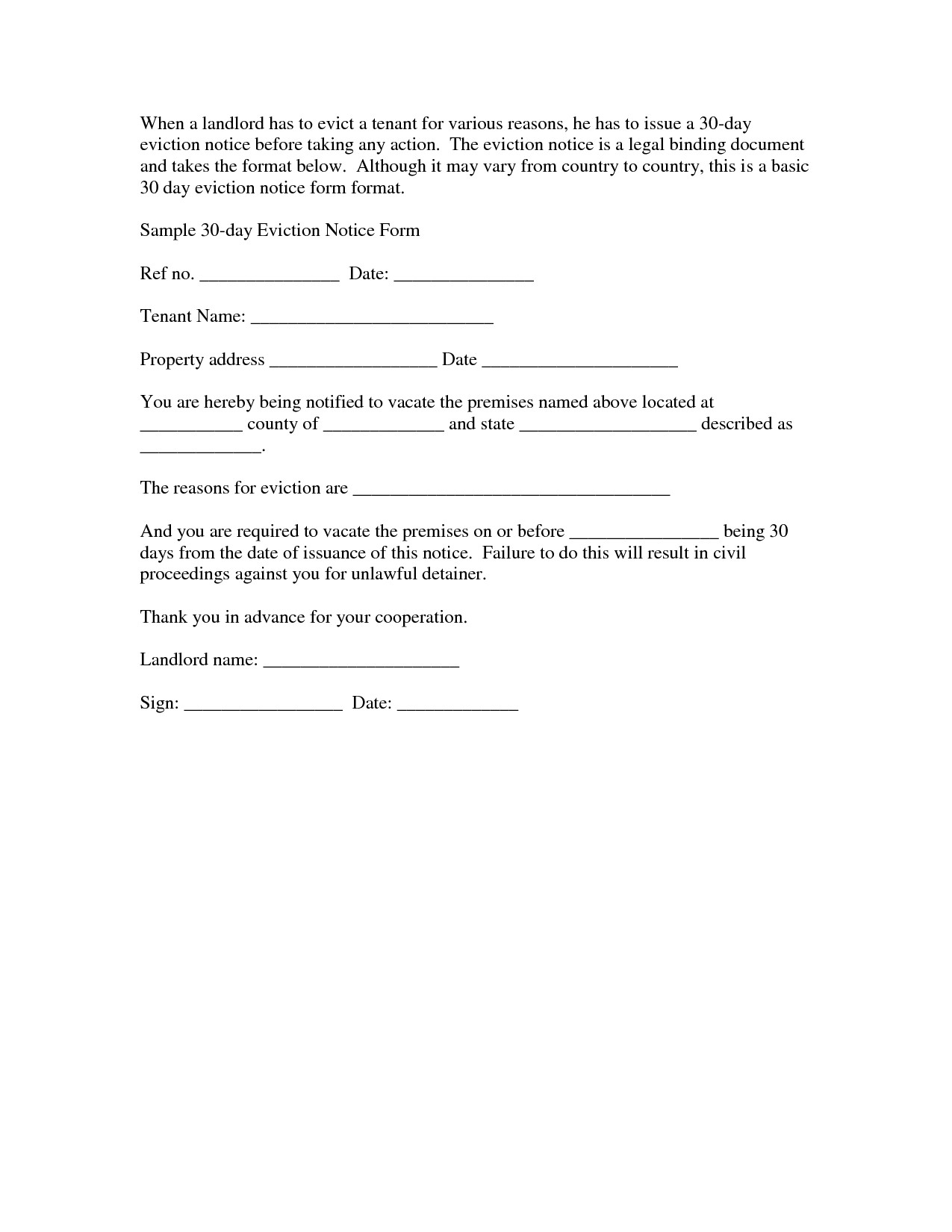 Eviction Warning Letter Template - Eviction Notices Fresh Equipment Purchase Agreement