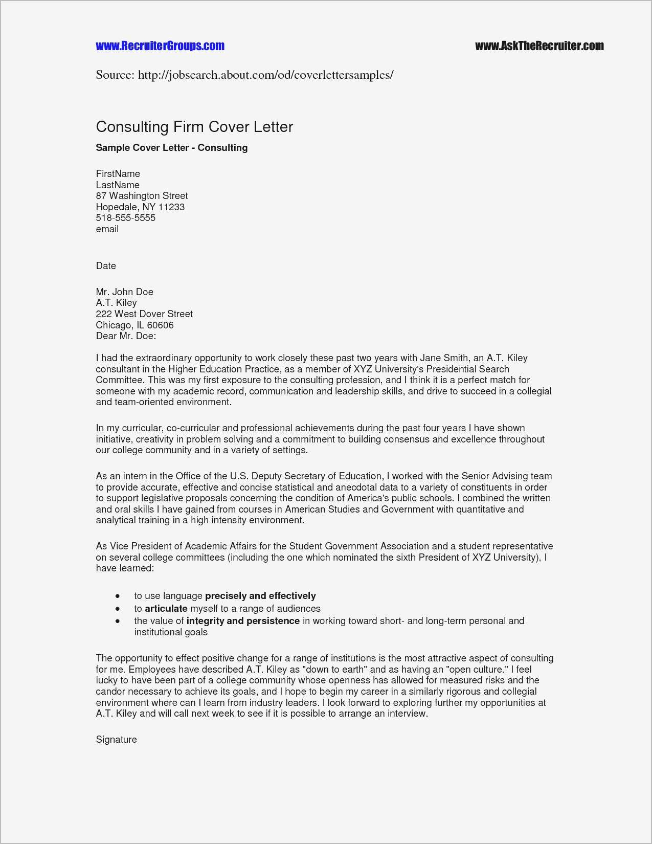 Cover Letter Template Pdf - Example Cover Letter for Job Application Pdf format Zgofkxs