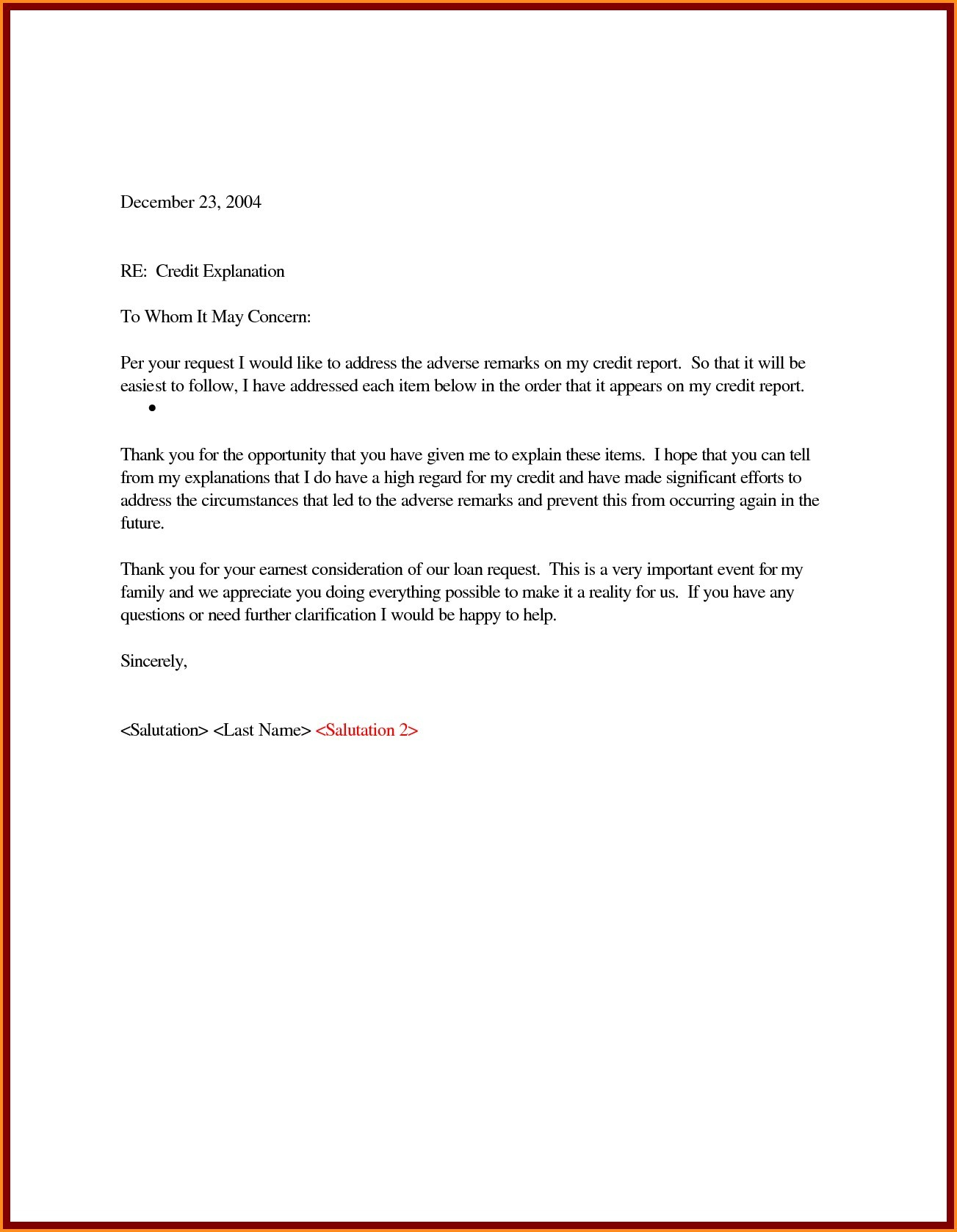Mortgage Letter Of Explanation Template - Example Letter Explanation Job Gap for Mortgage Best Example