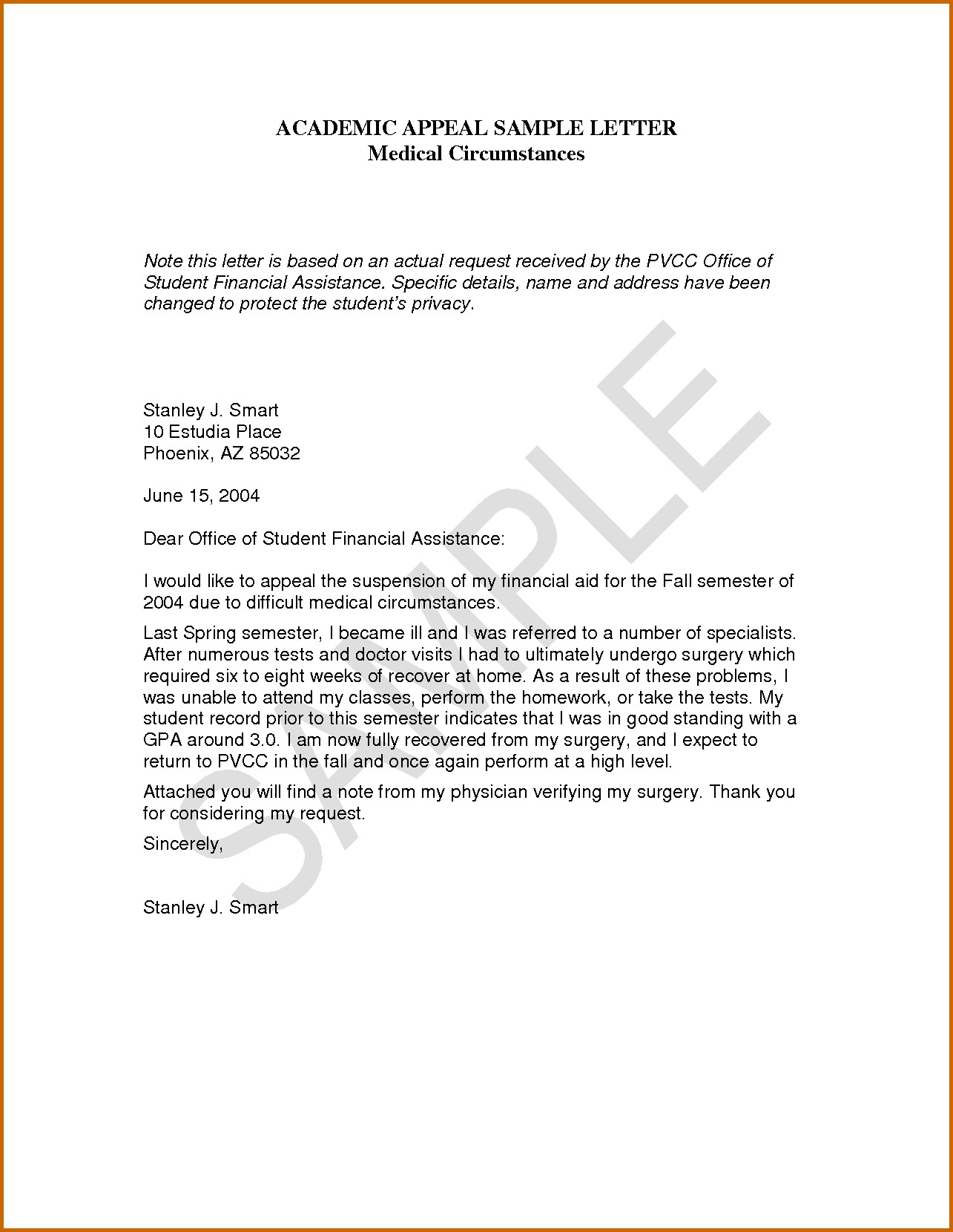 10 day appeal letter template collection letter cover templates 10 day appeal letter template examples appeal letter for financial support valid save best new spiritdancerdesigns Gallery