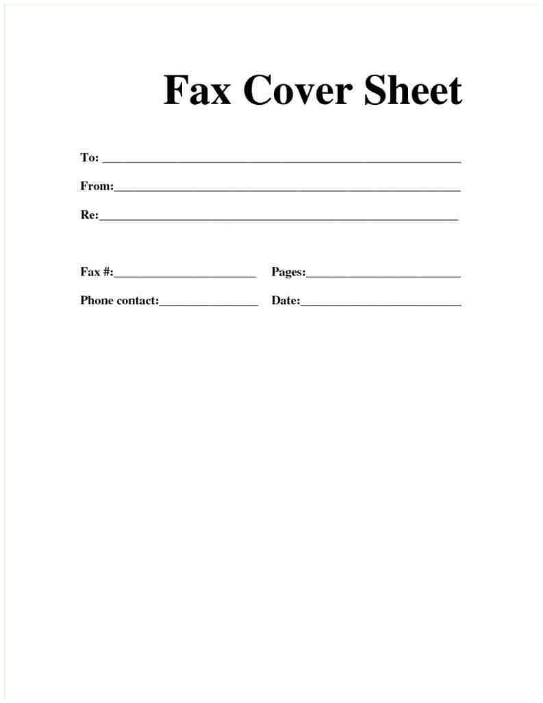 microsoft word fax cover letter template examples letter
