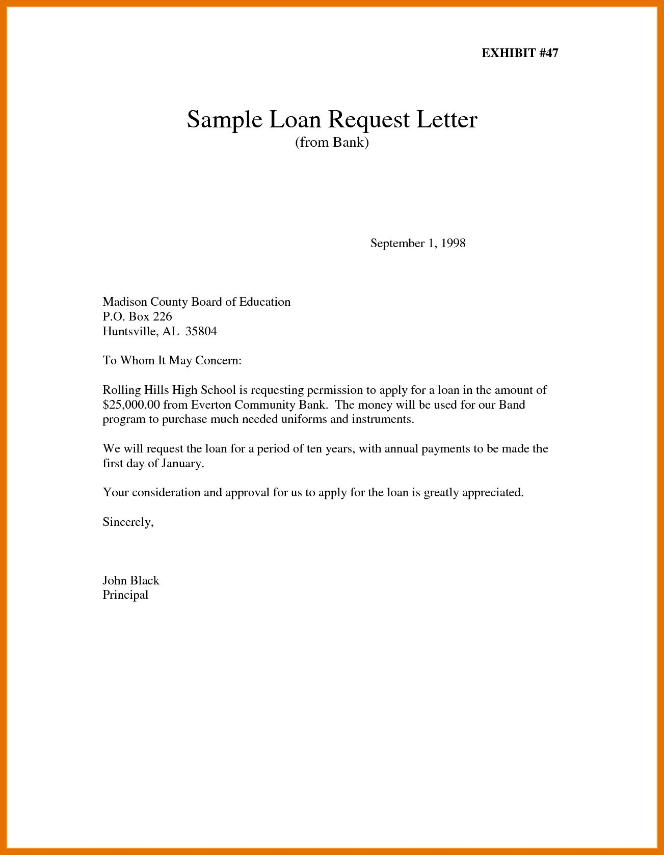 Security Deposit Demand Letter Template - format Request Letter to Bank Manager Refrence Covering Letter