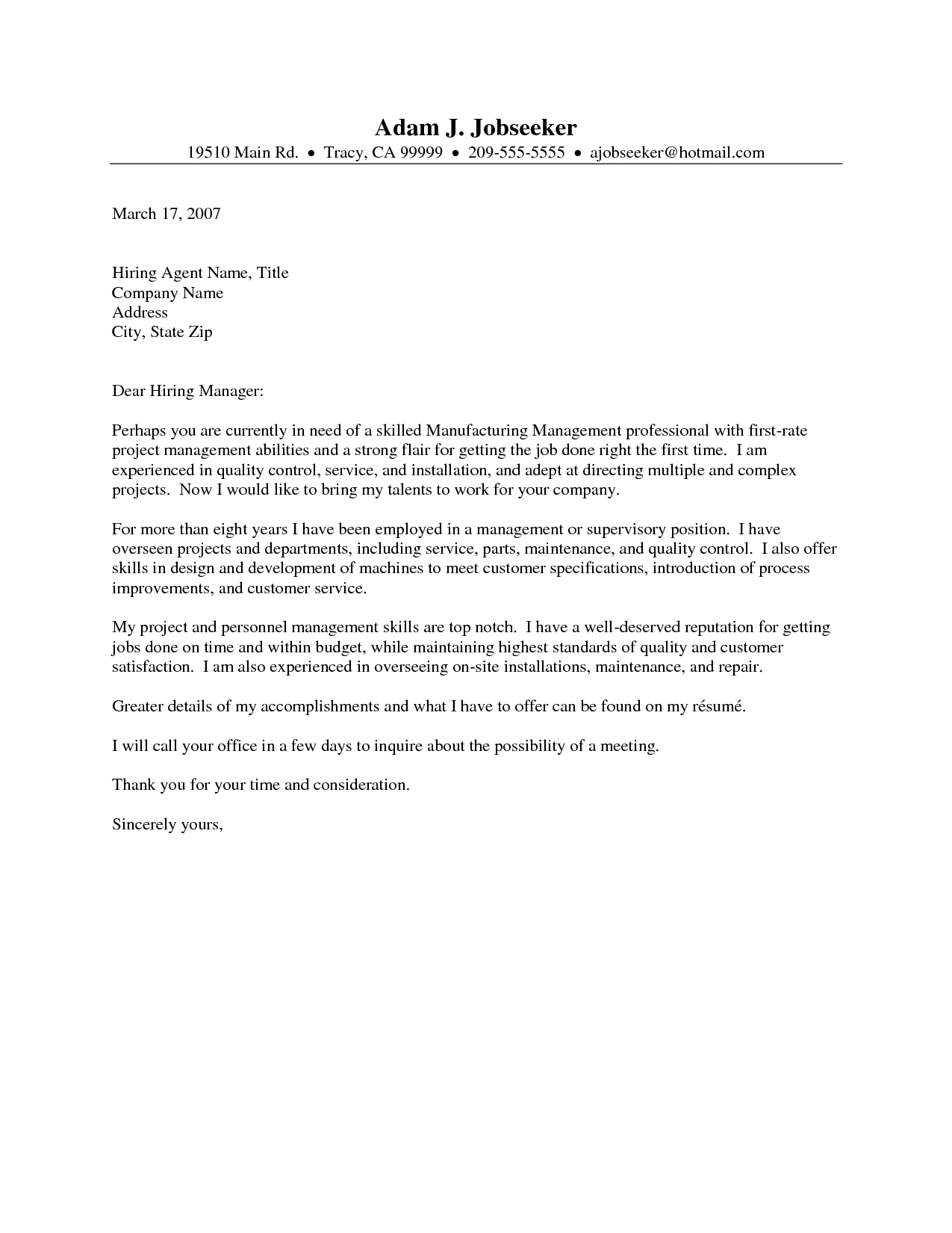 Medical assistant Cover Letter Template - Free Cover Letter Examples for Resume Cover Letter for Resume