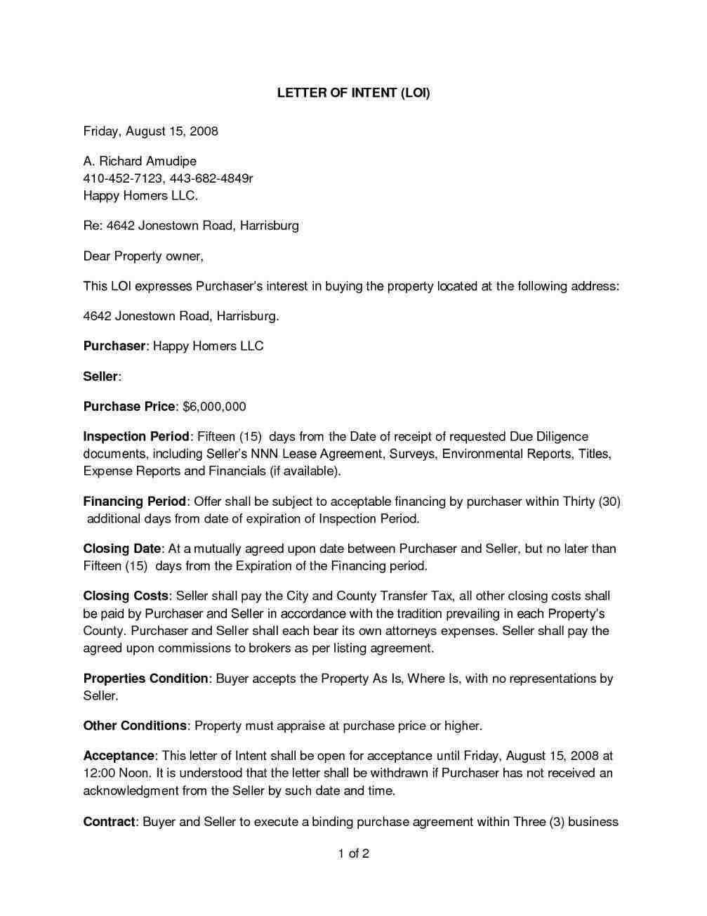 Free Expired Listing Letter Template - Free Cover Letter Templates Letter to Seller From Er Template