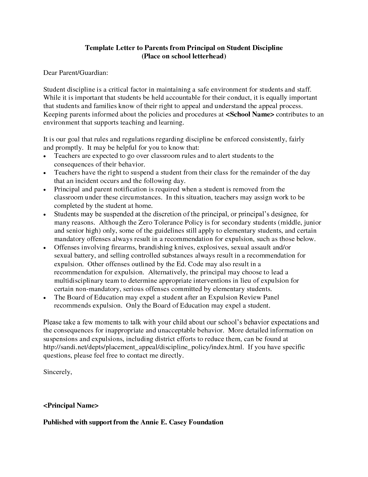 behavior letter to parents from teacher template free cover letter templates teacher letter to parents