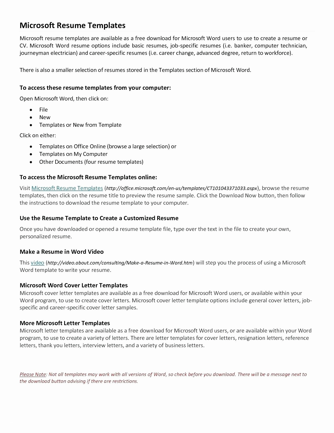 Letter Of Good Conduct Template - Free Reference Template for Resume Myacereporter