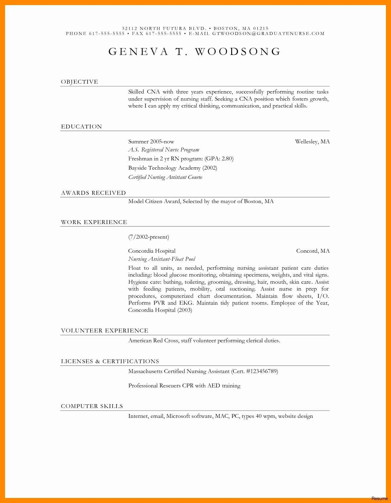 Resume Follow Up Letter Template - Free Resume Templates for Mac Fresh Outdoor Resume Template Elegant