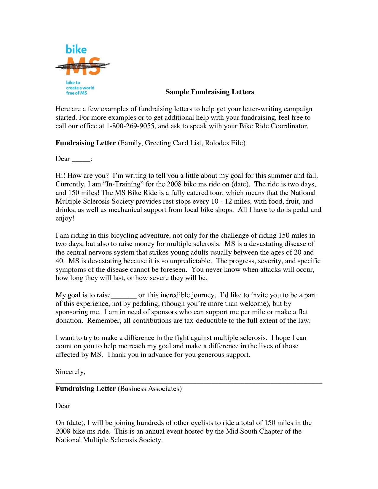 Letter for Donations for Fundraiser Template - Fundraising Appeal Letter format Best Sample Fundraising Letter