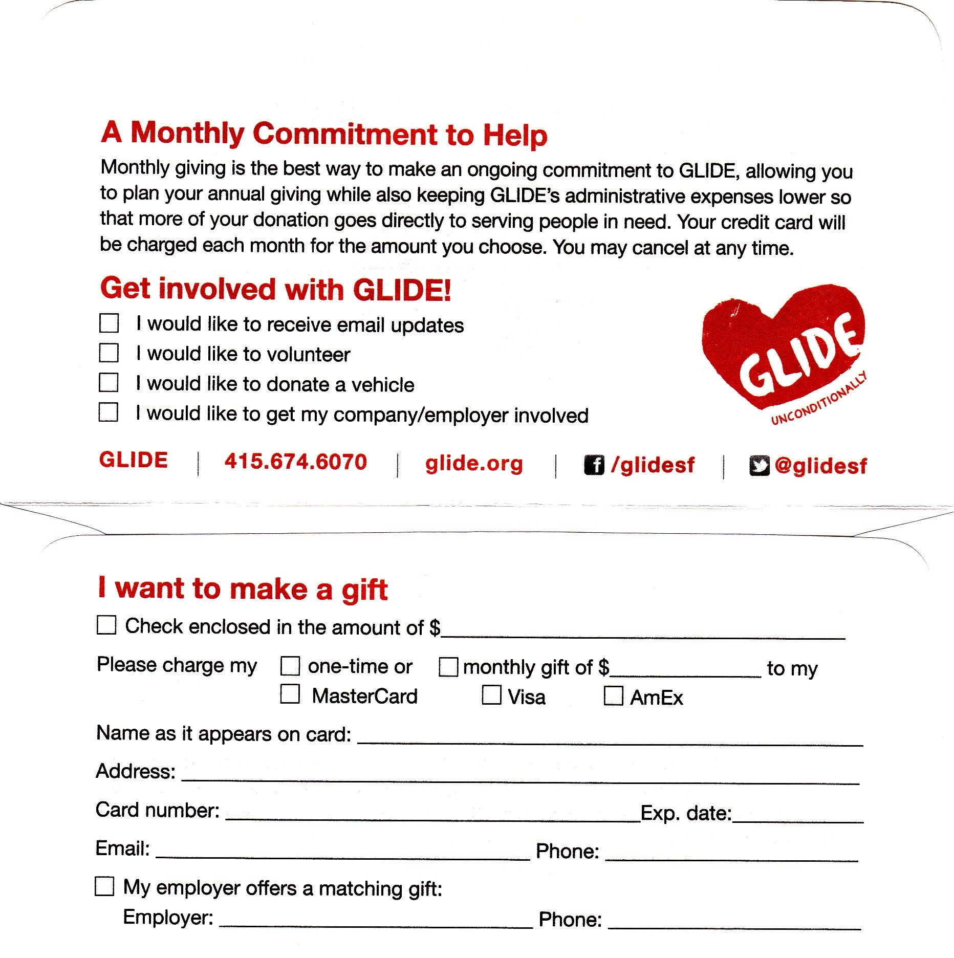Fundraising Appeal Letter Template - Fundraising Appeal Letter format New Non Profit Donation Card