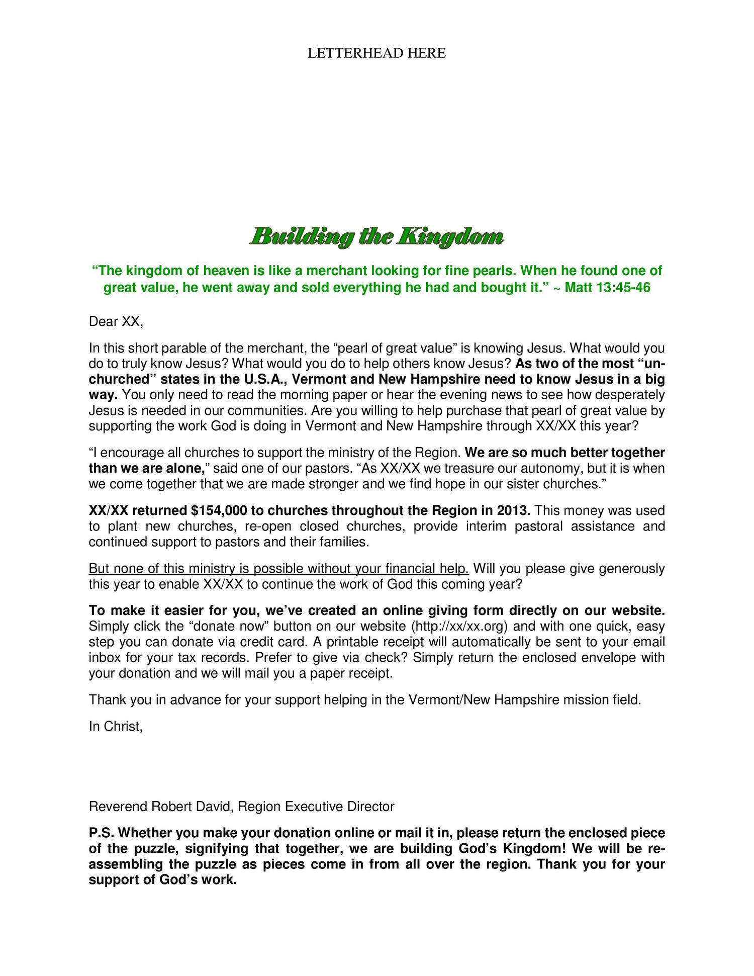fundraising appeal letter template example-Fundraising Appeal Letters to Grab Attention and Get Results 15-i
