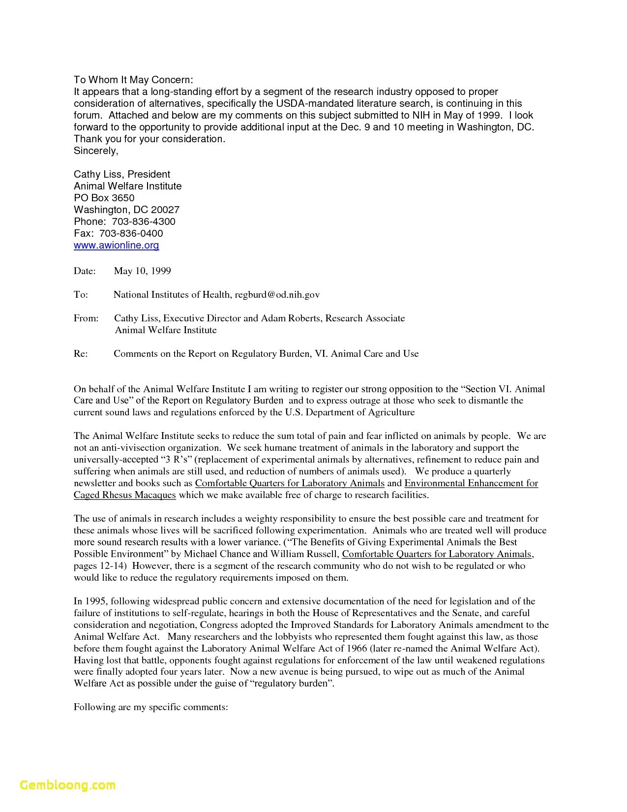 General Cover Letter Template Free - General Cover Letter to whom It May Concern