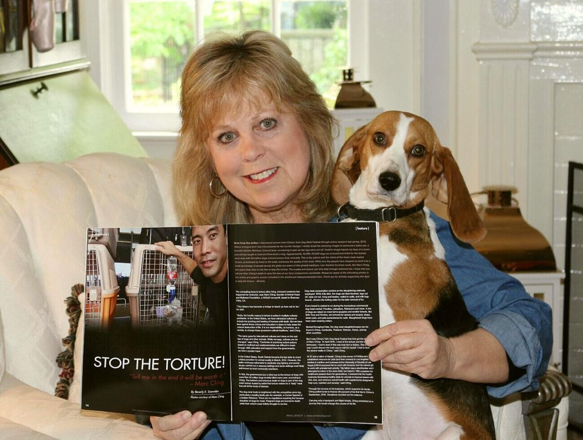 Companion Dog Letter Template - Guest Column Stop the torture Animal Welfare In asia Us
