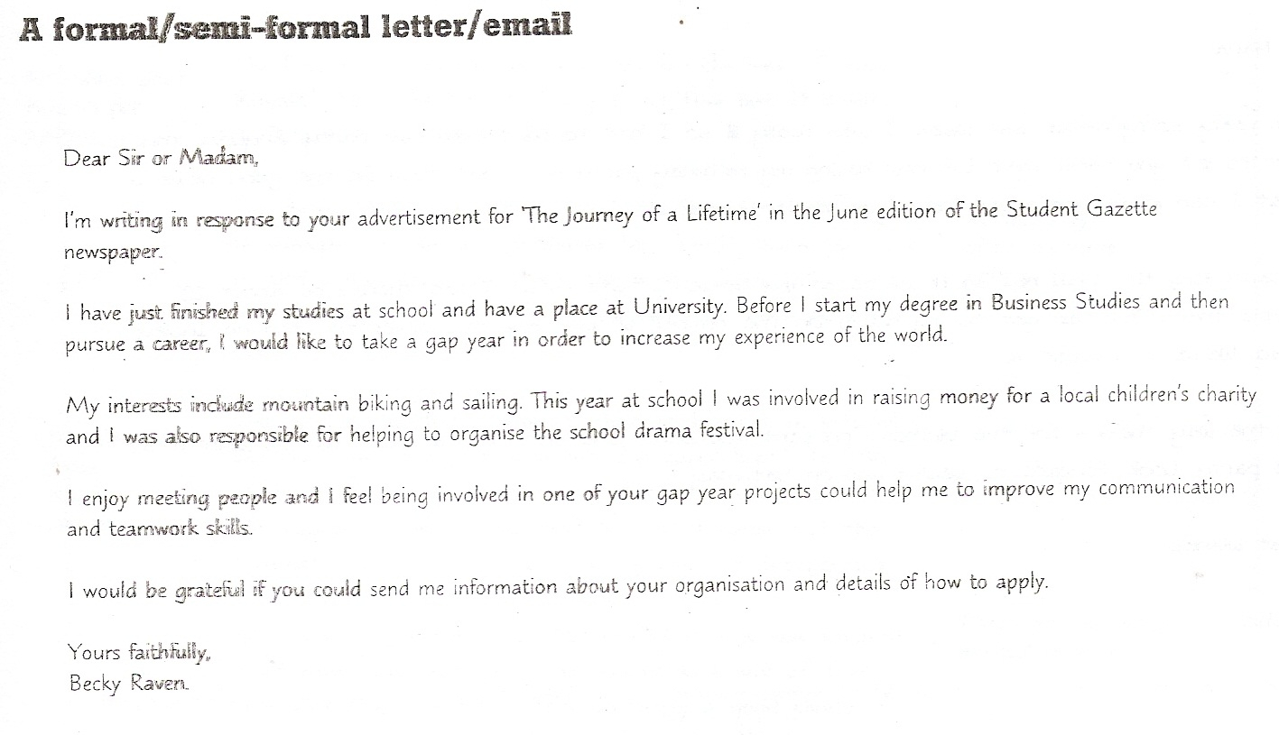 California Offer Letter Template - How to Start Writing A formal Letter Gallery Letter format
