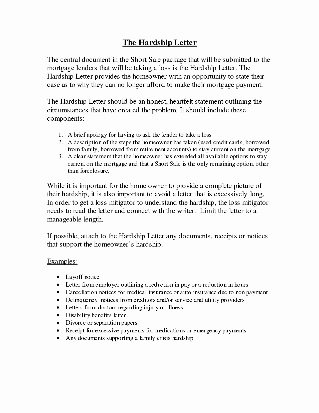 Immigration Hardship Letter Template - How to Write A Hardship Letter for Immigration for A Friend Unique
